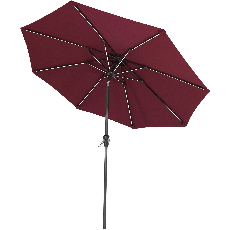 Hawkinge Market Umbrellas In Fashionable Dejon 9' Market Umbrella (View 5 of 20)