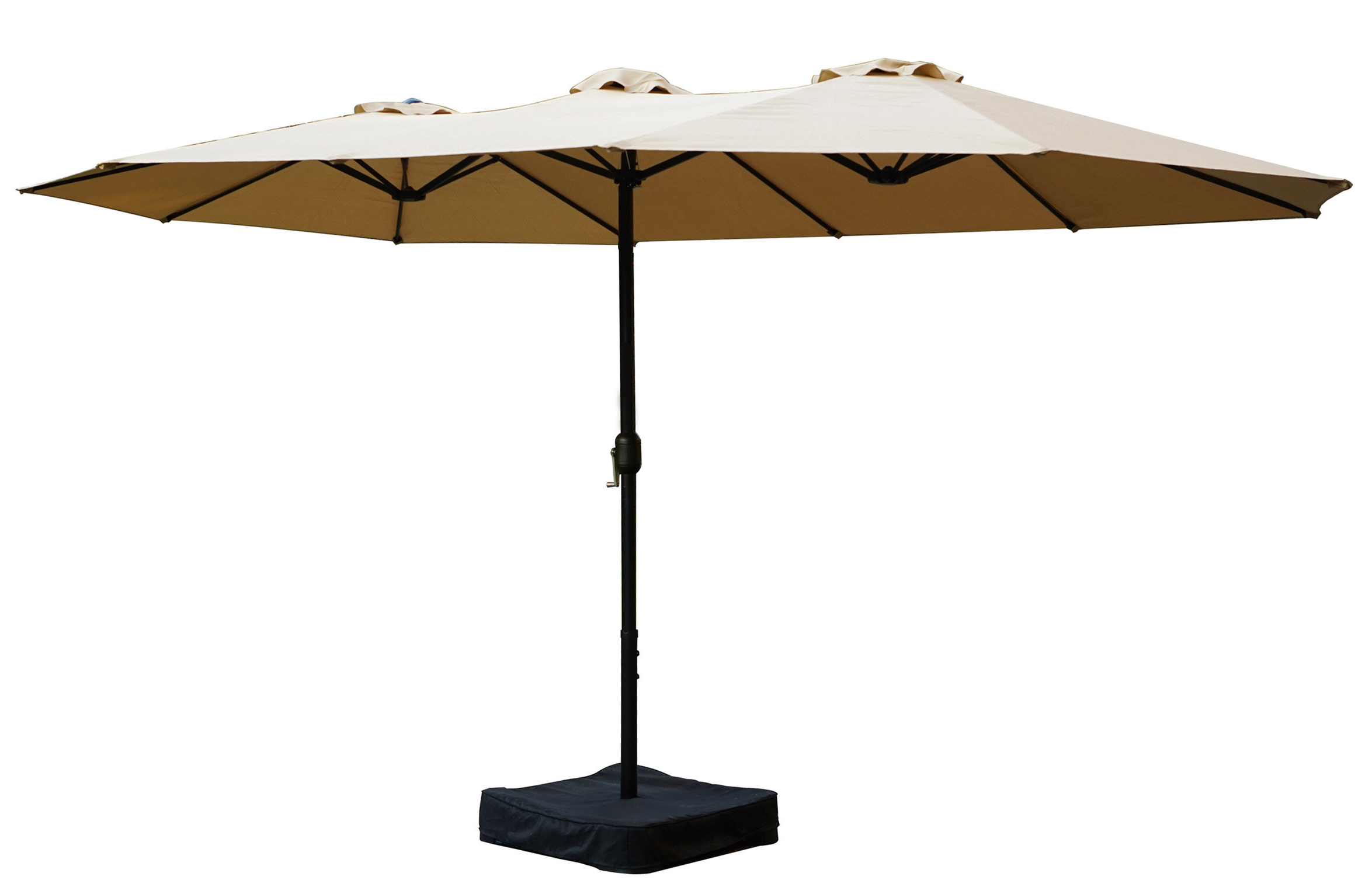 Home Loft Concepts 10' Monti Cantilever Umbrella (Gallery 14 of 20)