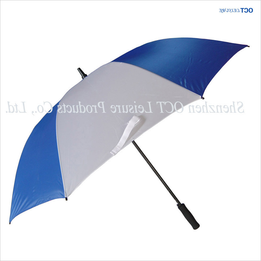 [%[Hot Item] Fiberglass Golf Parasol In Elegent Blue And White (Oct G10B) In Well Known Leasure Fiberglass Portable Beach Umbrellas|Leasure Fiberglass Portable Beach Umbrellas Throughout 2019 [Hot Item] Fiberglass Golf Parasol In Elegent Blue And White (Oct G10B)|Current Leasure Fiberglass Portable Beach Umbrellas In [Hot Item] Fiberglass Golf Parasol In Elegent Blue And White (Oct G10B)|Widely Used [Hot Item] Fiberglass Golf Parasol In Elegent Blue And White (Oct G10B) In Leasure Fiberglass Portable Beach Umbrellas%] (View 15 of 20)