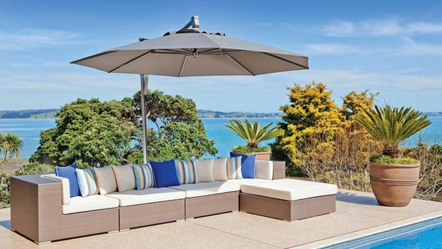 How To Accessorise Your Outdoor Living Area (Gallery 19 of 20)