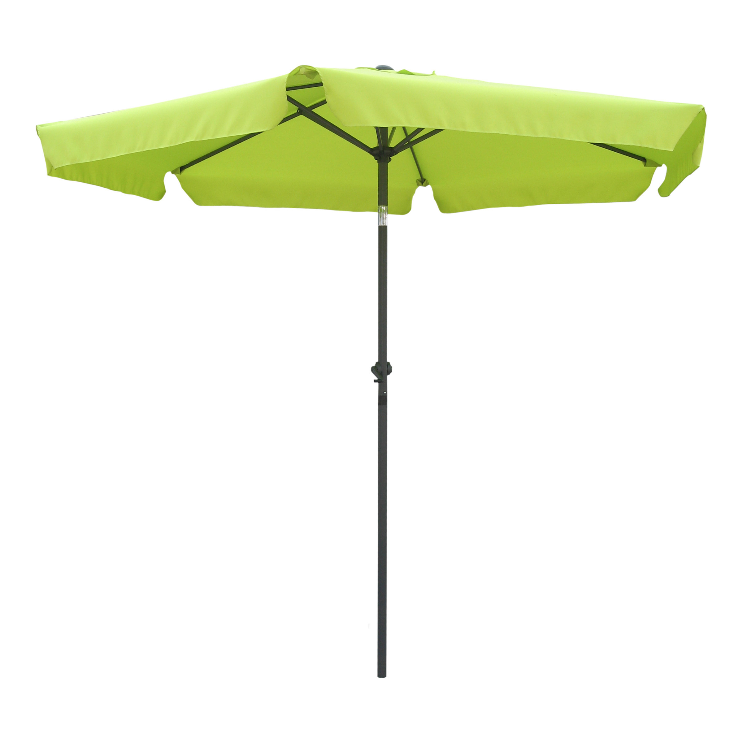 Hyperion 8' Beach Umbrella With Regard To Well Liked Hyperion Market Umbrellas (Gallery 3 of 20)