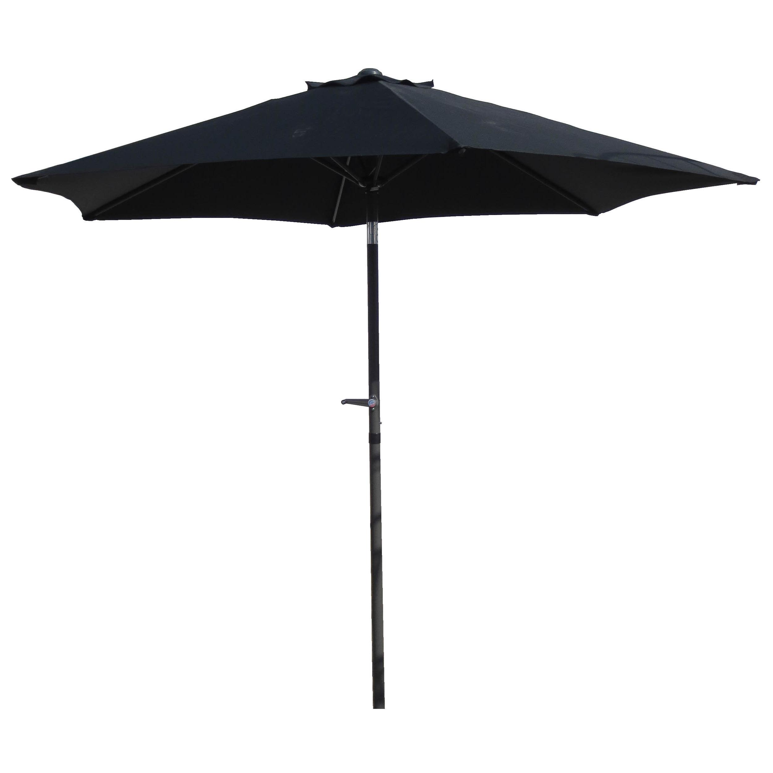 Hyperion Beach Umbrellas In Most Up To Date Brayden Studio Hyperion 8.5' Market Umbrella (Gallery 10 of 20)