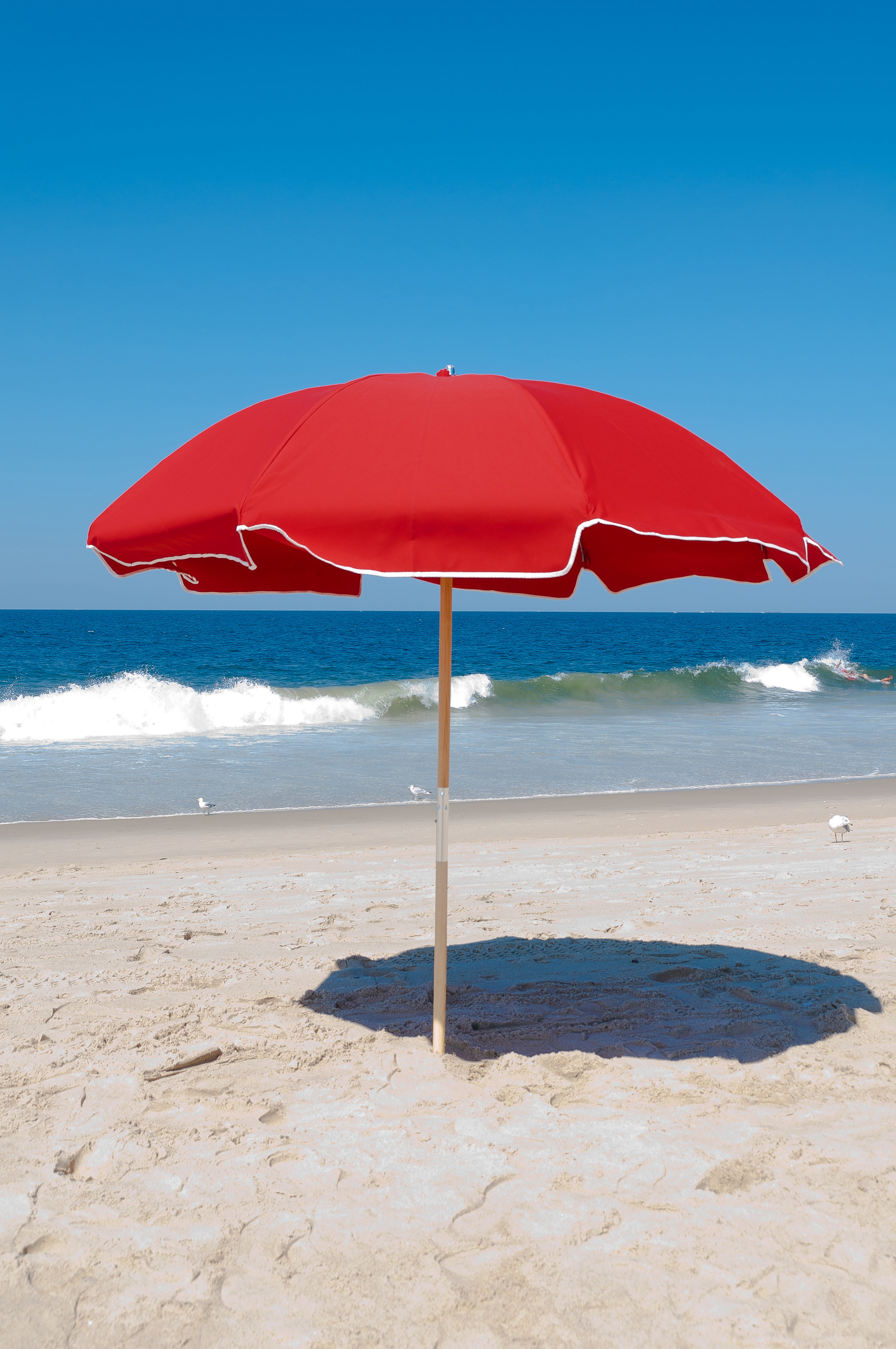 Hyperion Beach Umbrellas In Well Known (View 18 of 20)