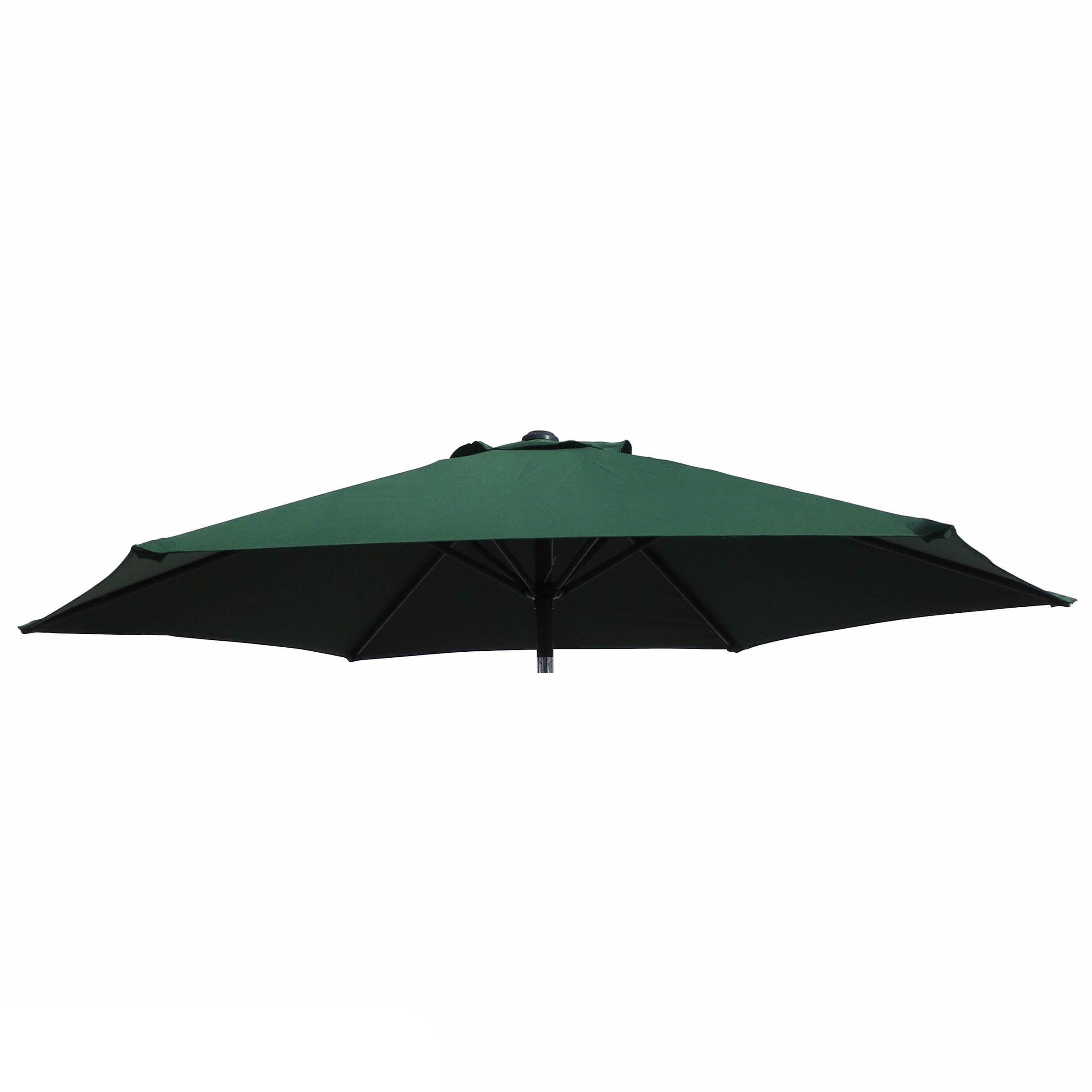 International Caravan St. Kitts 8 Foot Replacement Patio Top Only Throughout Well Known Wiechmann Market Sunbrella Umbrellas (Gallery 16 of 20)