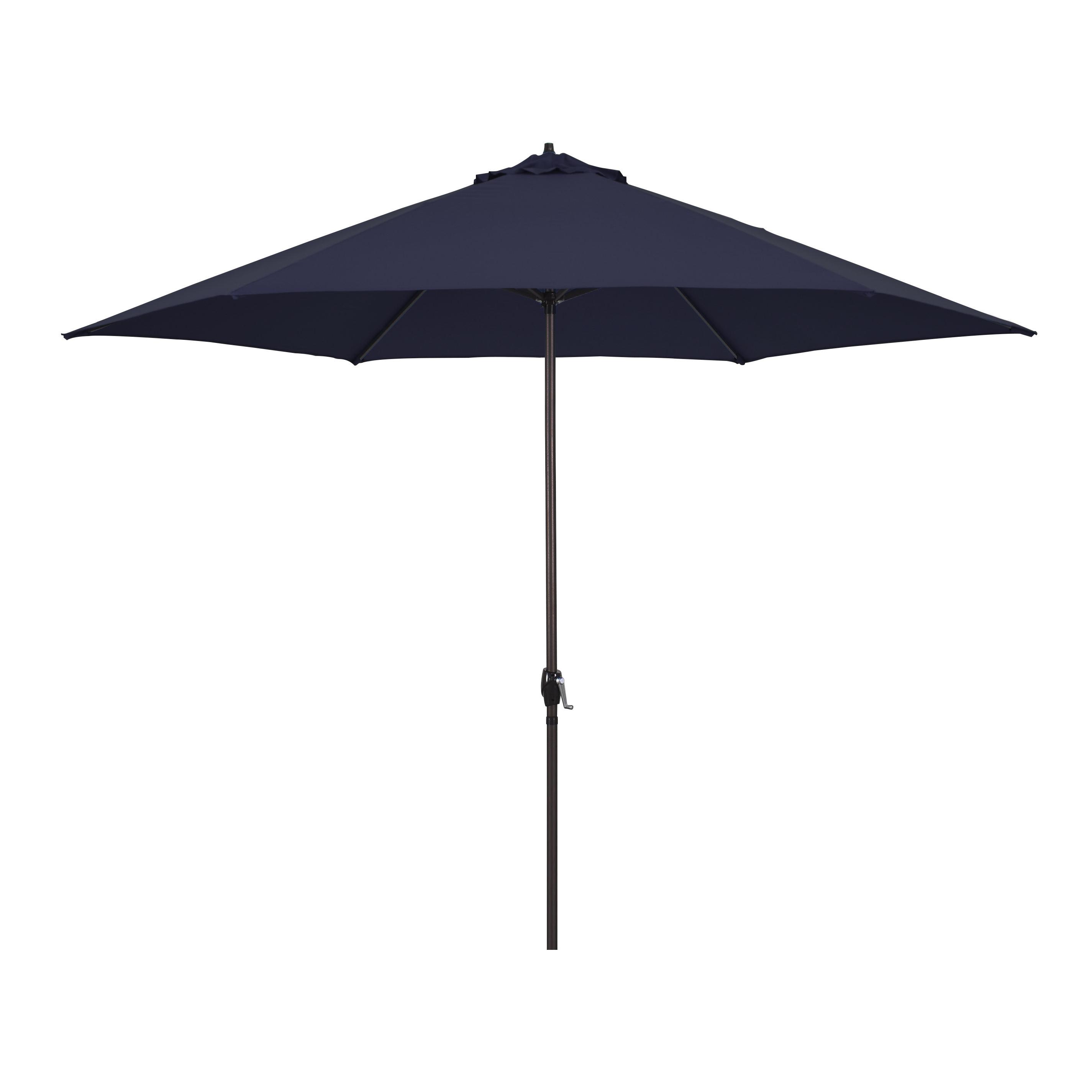 Isom Market Umbrellas Inside Most Popular Mcdougal 11' Market Umbrella (View 8 of 20)