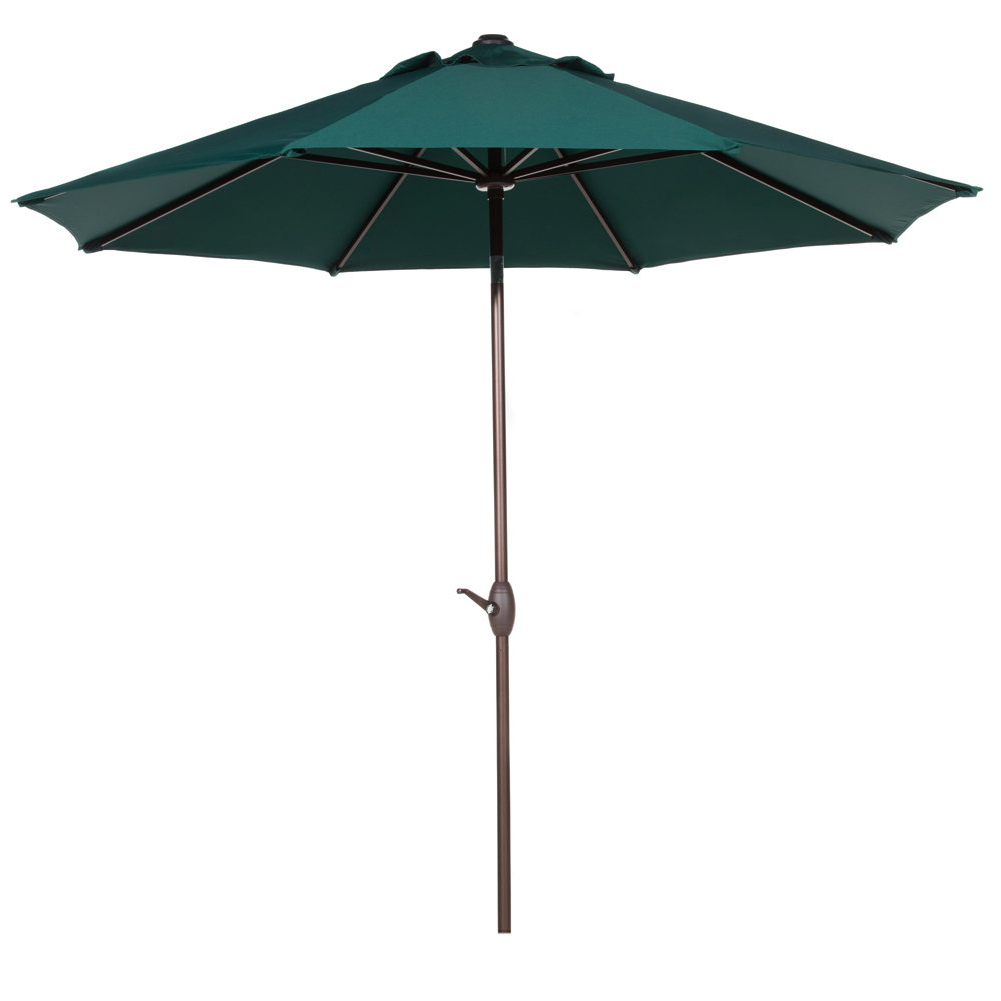 Isom Market Umbrellas Regarding Well Known Freeport Park Isom 11' Market Umbrella (Gallery 2 of 20)