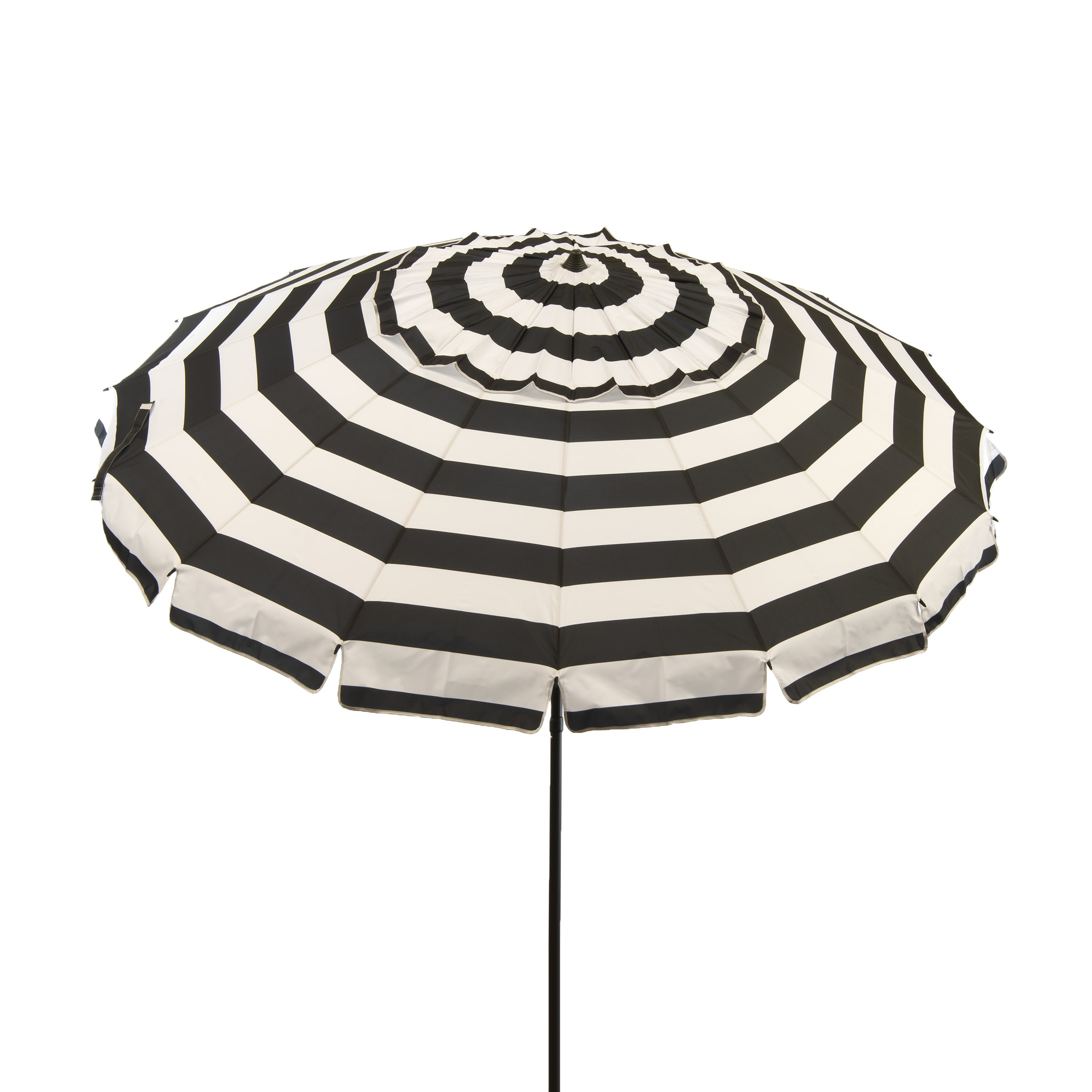 Italian Drape Umbrellas Intended For Famous 8' Beach Umbrella (Gallery 16 of 20)