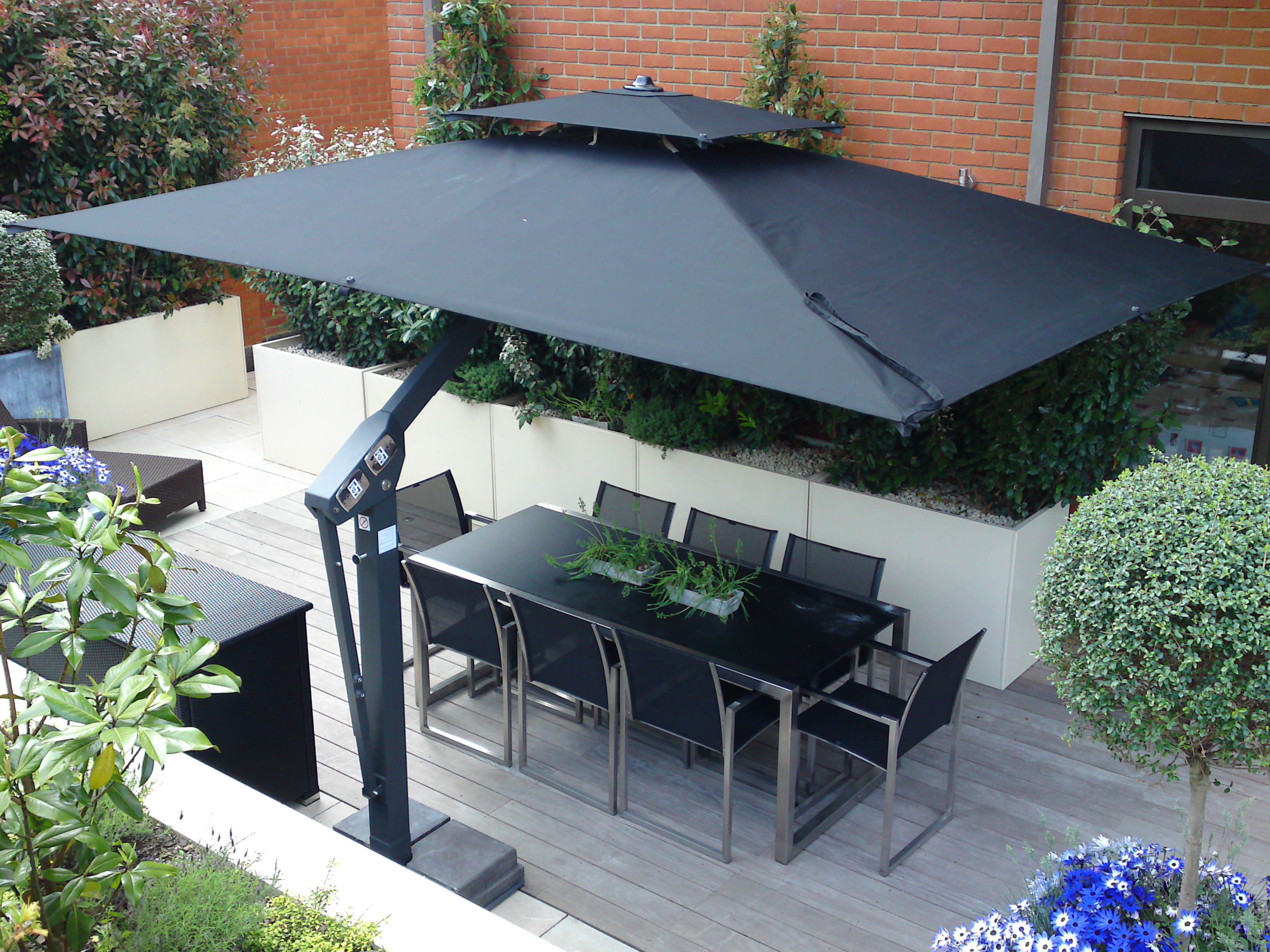 Italian Market Umbrellas Regarding Latest Poggesi – Specialists In Impressive Large Umbrellas (View 20 of 20)