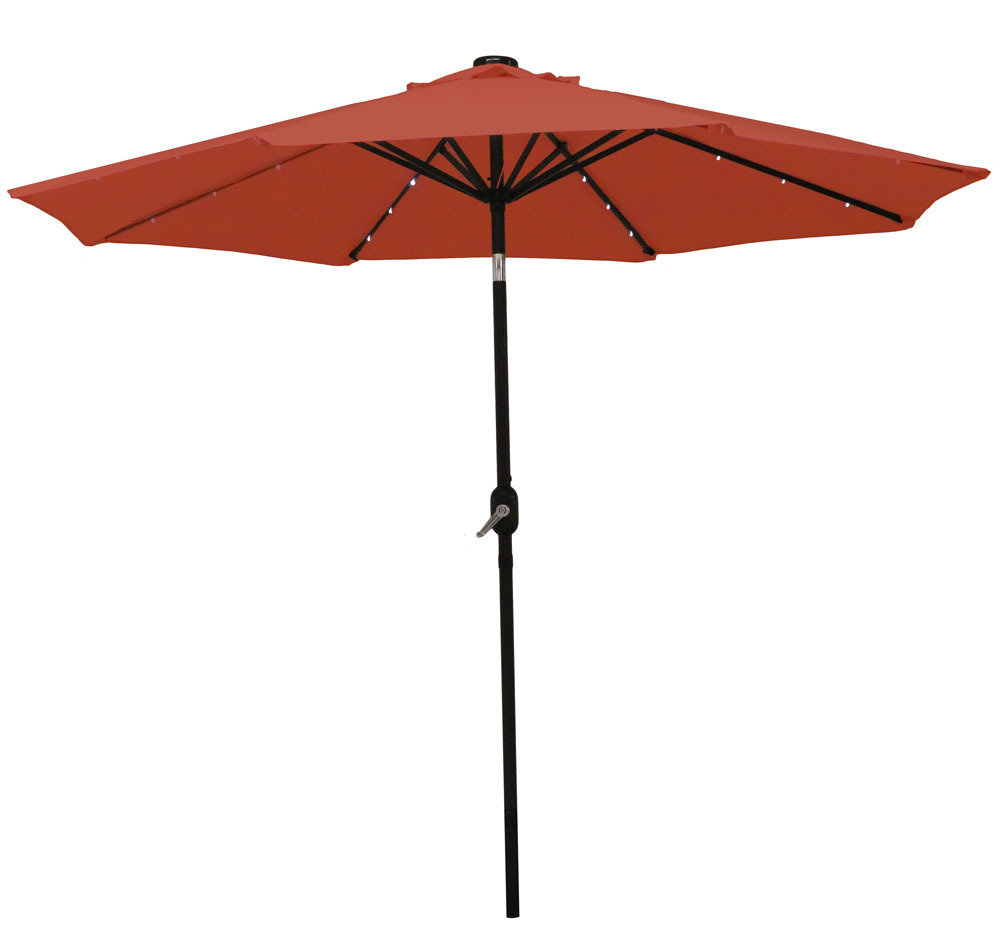 Jericho Market Umbrellas Regarding Widely Used Jericho 9' Market Umbrella (Gallery 1 of 20)