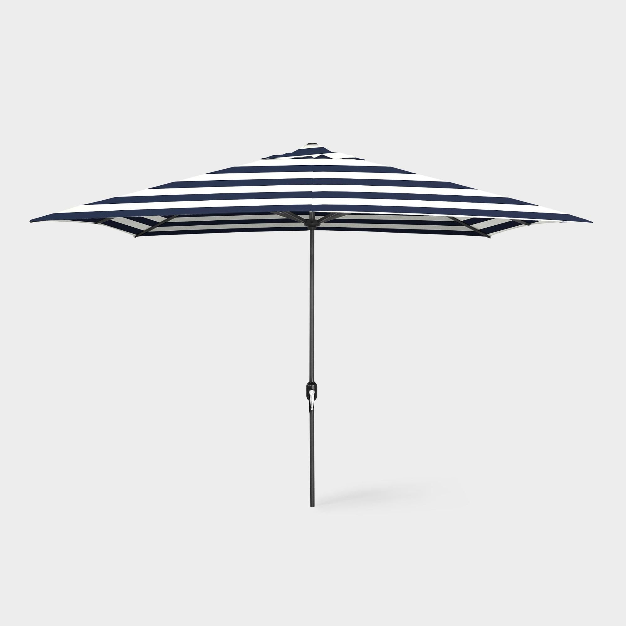 Jerrell Rectangular Market Umbrellas With Latest Best Jerrell 10' X  (View 12 of 20)