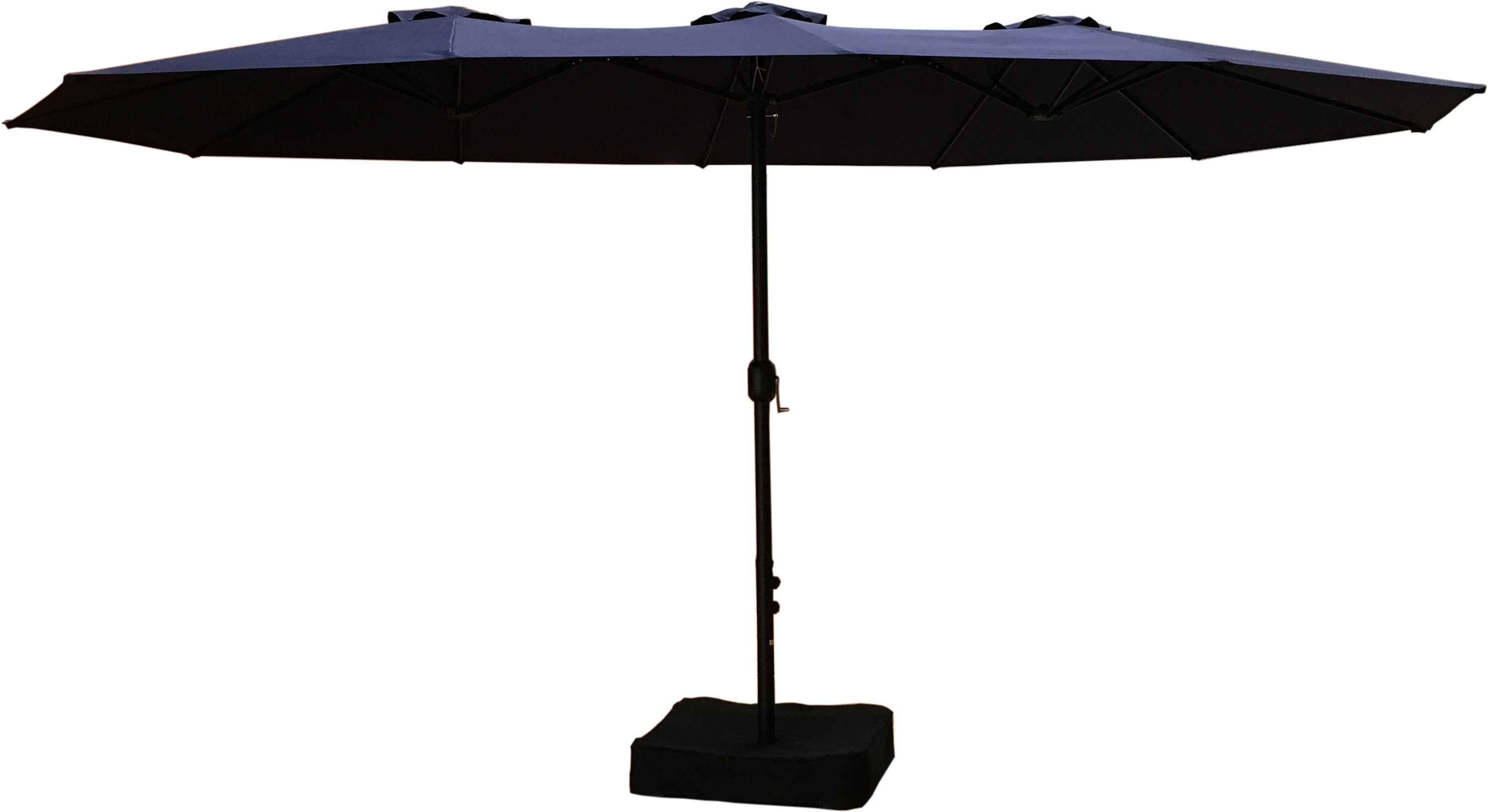 Keane 15' Market Umbrella For Most Current Madalyn Rectangular Market Sunbrella Umbrellas (Gallery 7 of 20)