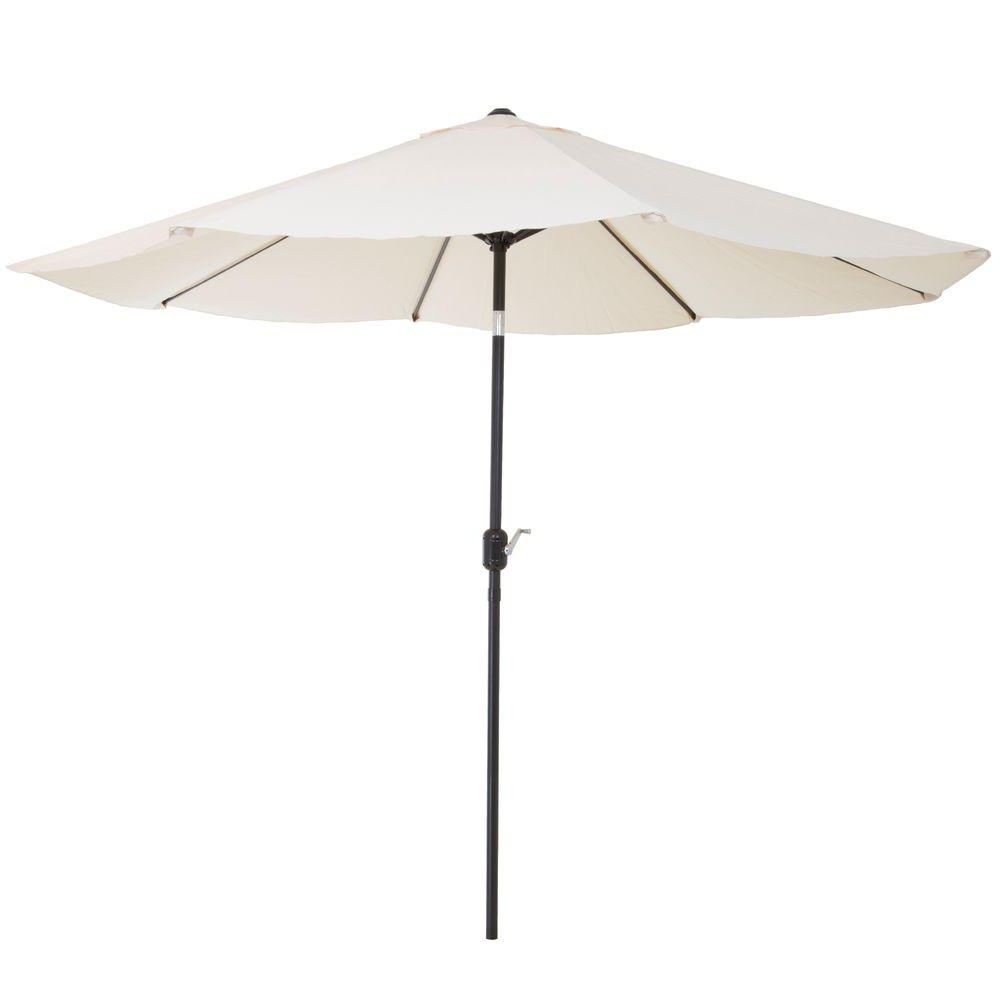 Kelton Market Umbrellas Throughout Current Pure Garden 10 Ft (View 11 of 20)