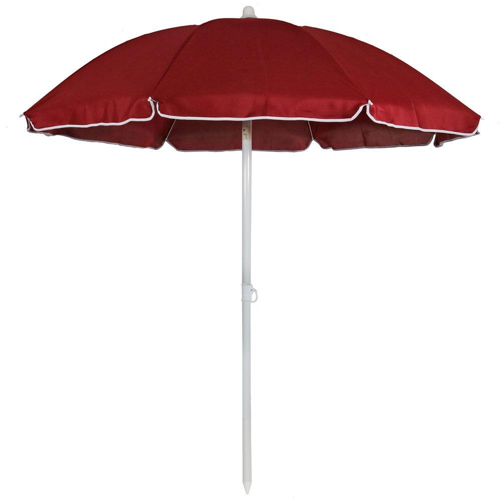 Featured Photo of Kerner Steel Beach Umbrellas