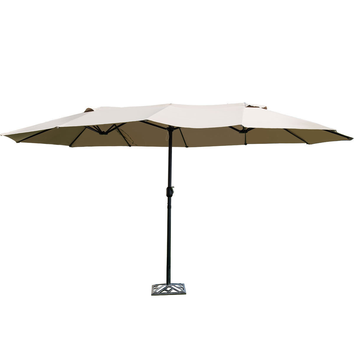 Lagasse Market Umbrella With Regard To Well Known Haverhill Umbrellas (View 18 of 20)
