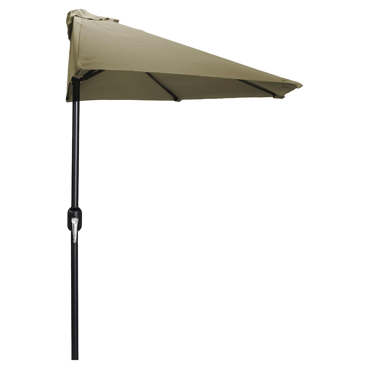 Latest Alder Half Round Outdoor Patio Market Umbrellas For Sheehan Market Umbrella (View 10 of 20)