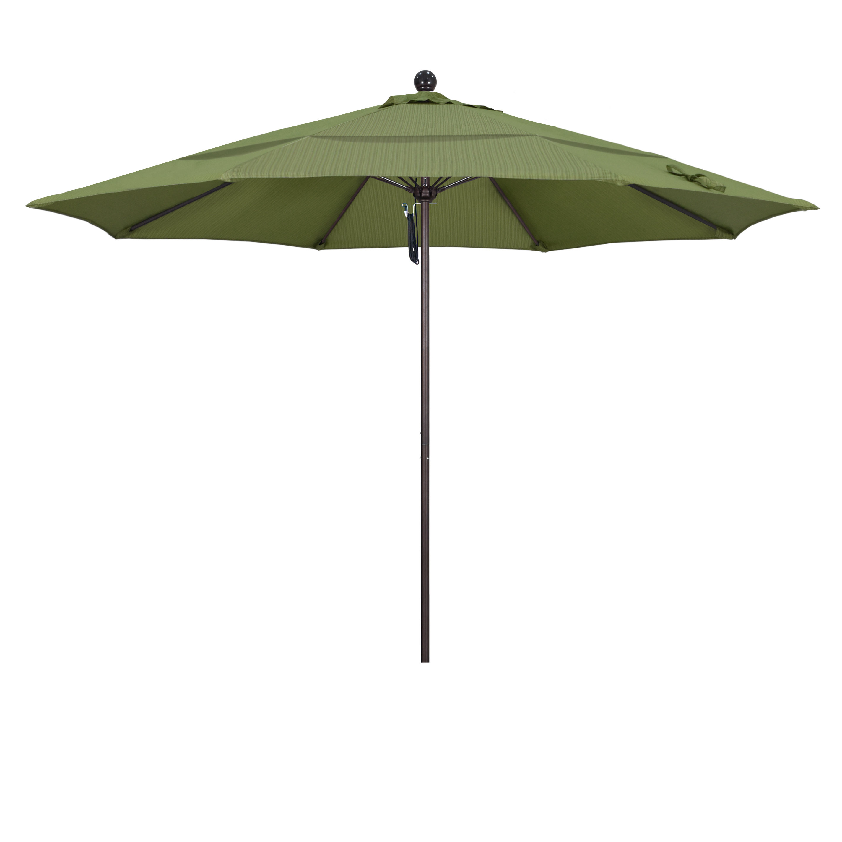 Latest Benson 11' Market Umbrella Pertaining To Caravelle Market Umbrellas (View 4 of 20)