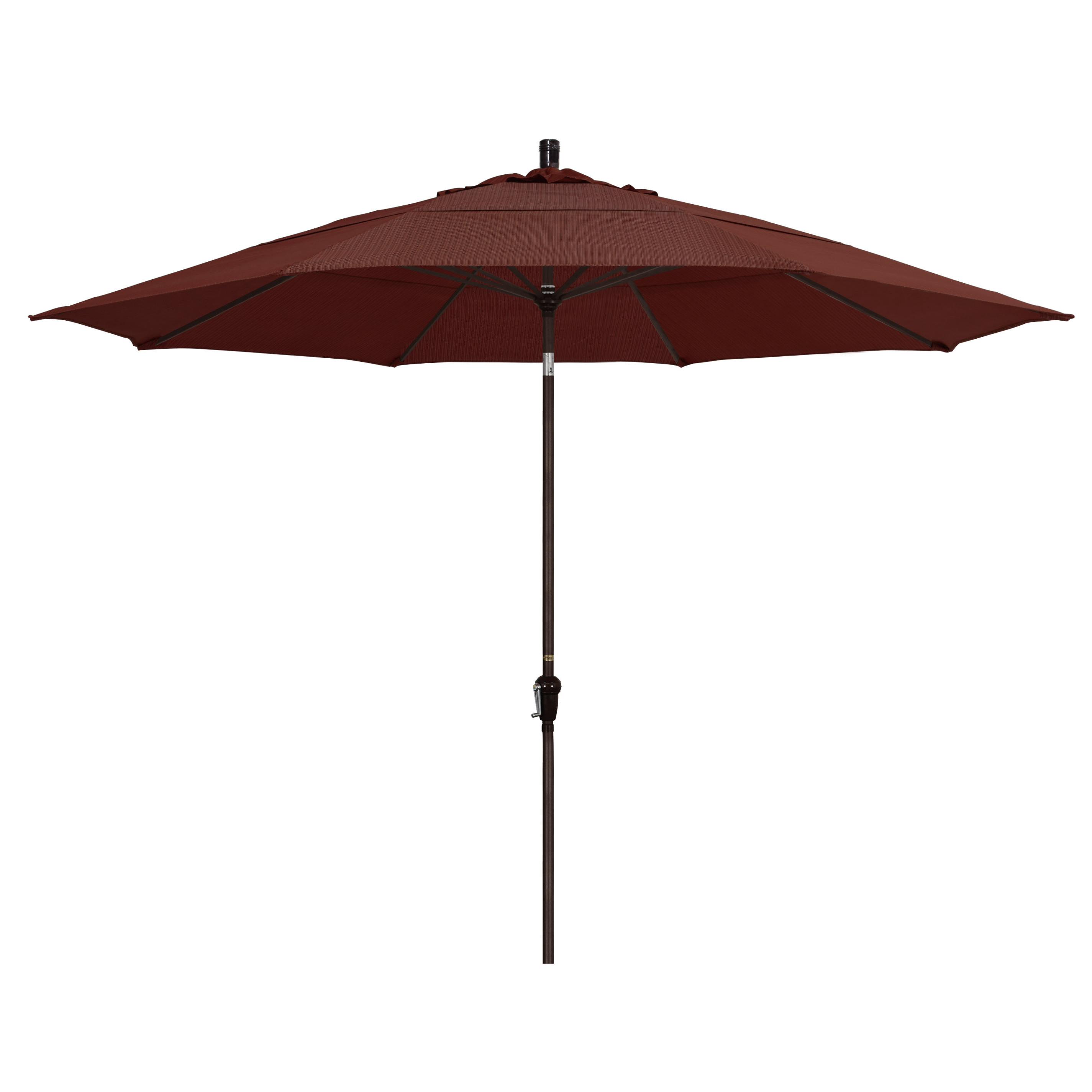 Latest Mullaney 11' Market Umbrella With Regard To Keegan Market Umbrellas (Gallery 16 of 20)