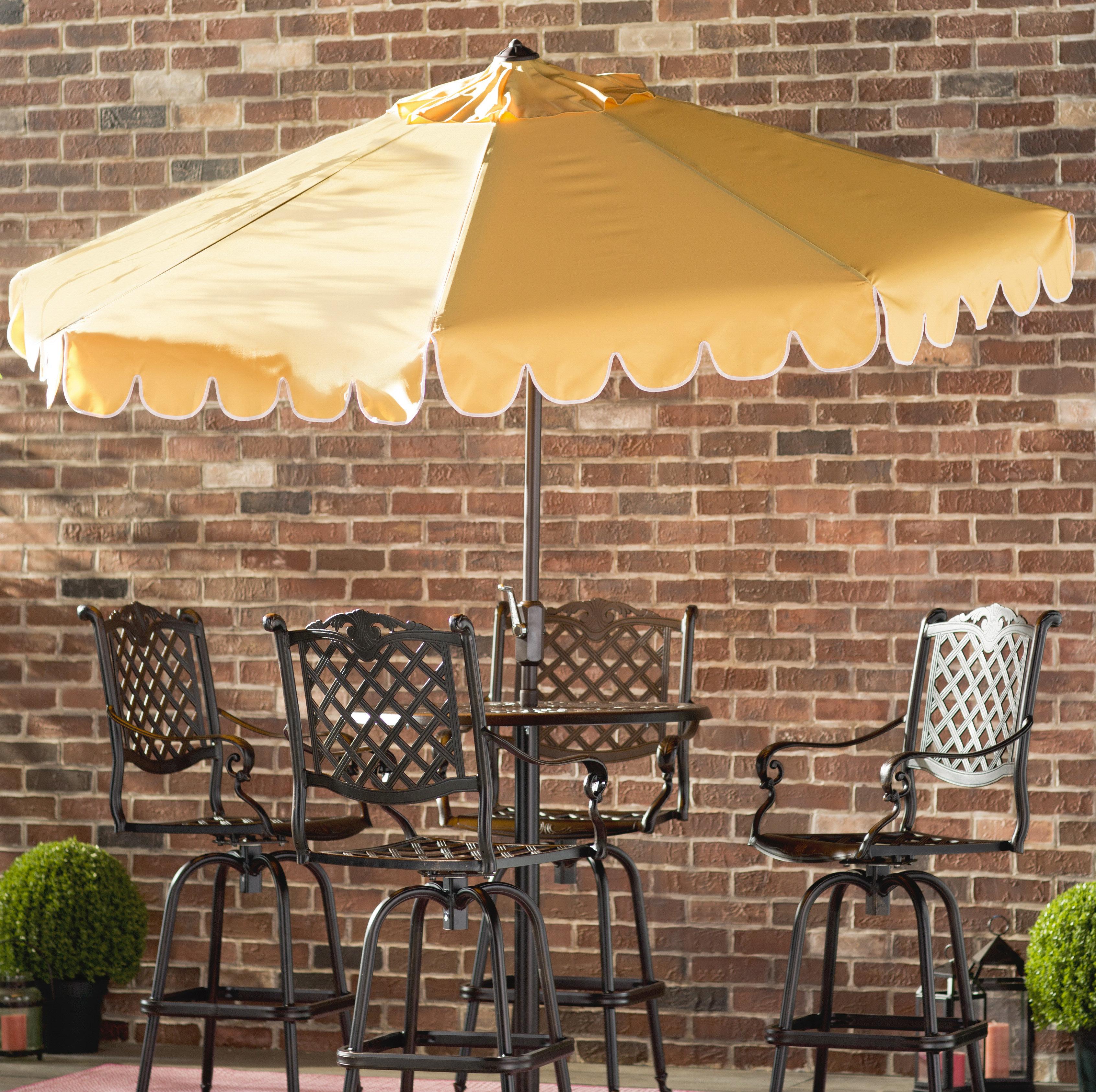 Featured Photo of Pedrick Drape Market Umbrellas