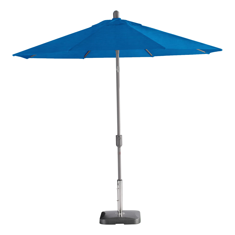 Latest Wiechmann 9' Market Sunbrella Umbrella Intended For Crowland Market Sunbrella Umbrellas (View 17 of 20)