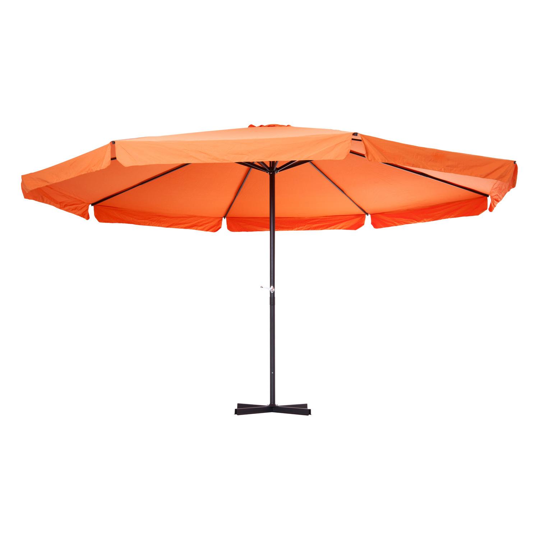 Latitude Run Karolinka 16' Umbrella Within Well Liked Featherste Market Umbrellas (View 11 of 20)