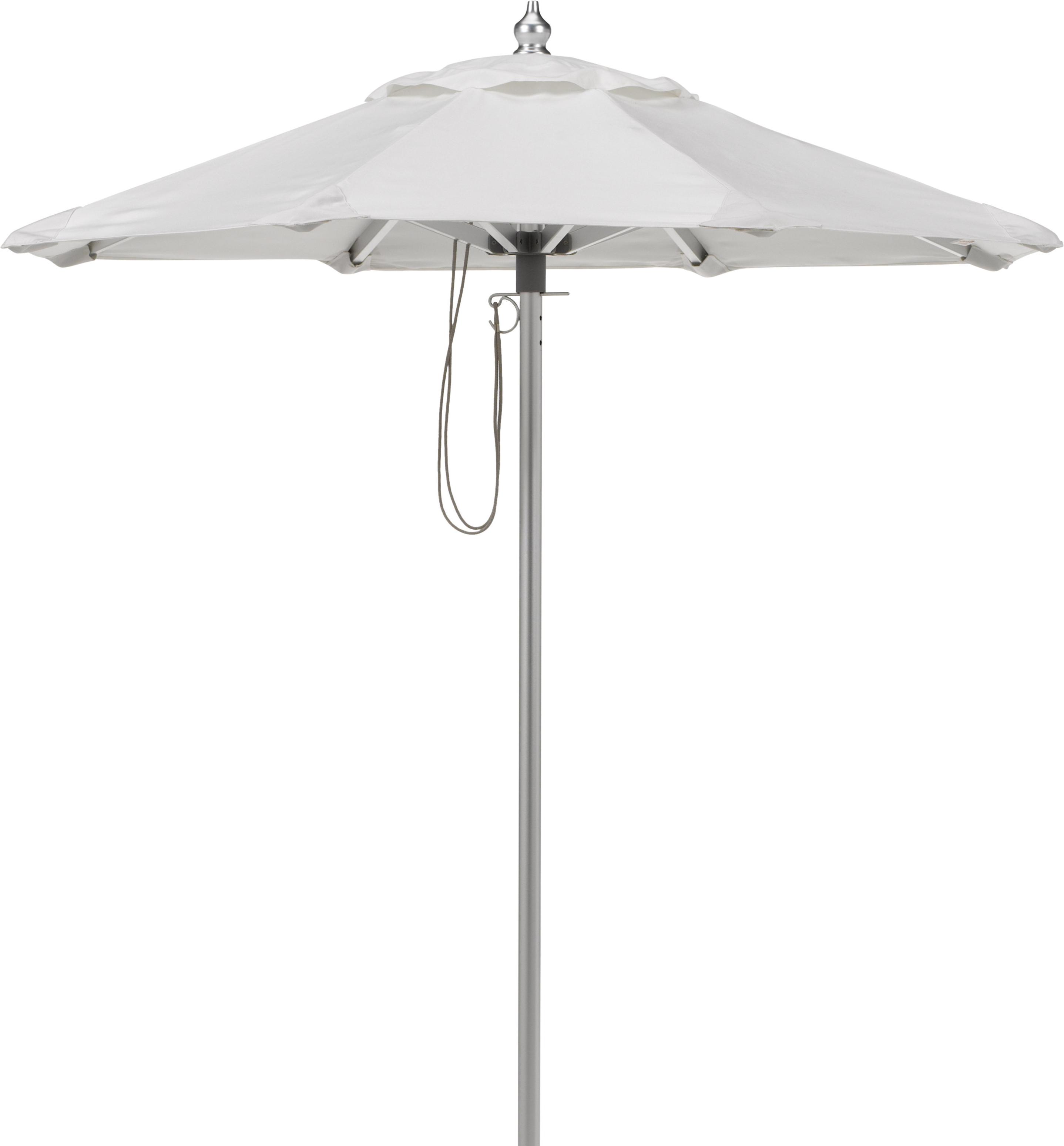 Latitude Run Stambaugh 6' Market Umbrella Pertaining To Recent Pau Rectangular Market Umbrellas (View 5 of 20)