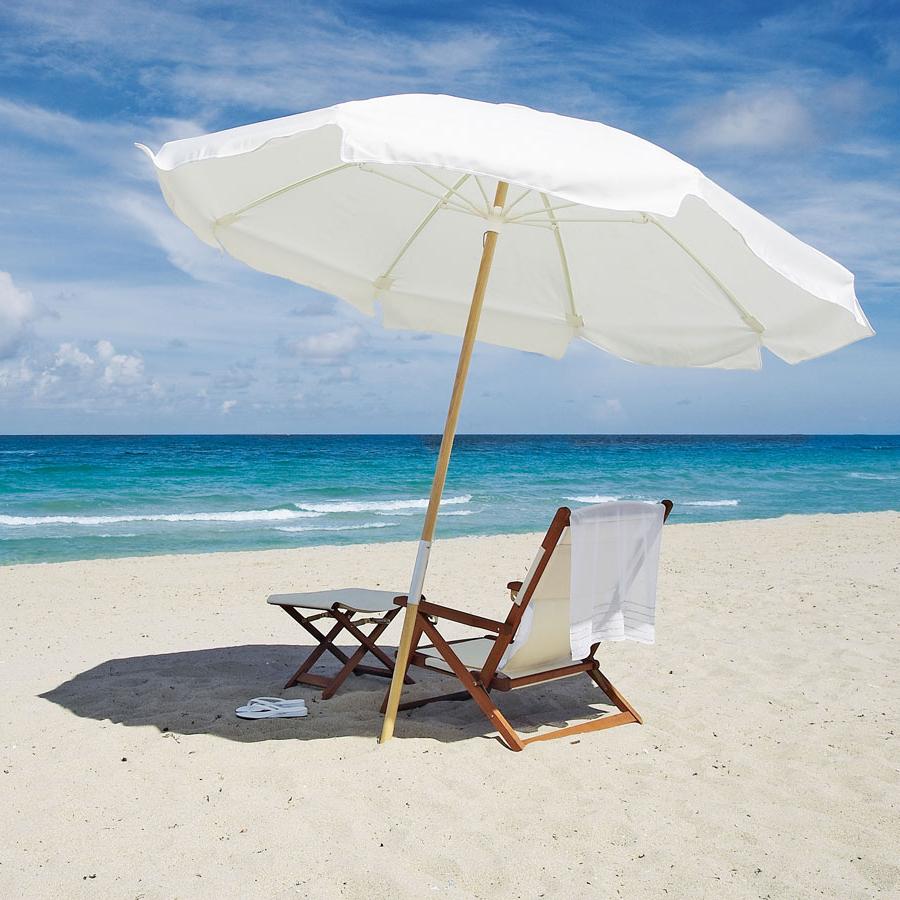 Leasure Fiberglass Portable Beach Umbrellas Inside Best And Newest Best Beach Umbrella – Reviews & Buying Guide (august 2019) (View 7 of 20)