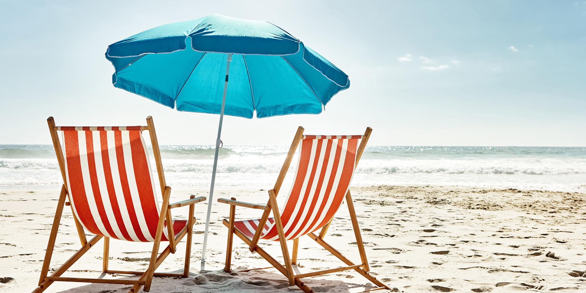 Leasure Fiberglass Portable Beach Umbrellas Throughout Well Known The Best Beach Umbrellas (View 15 of 20)