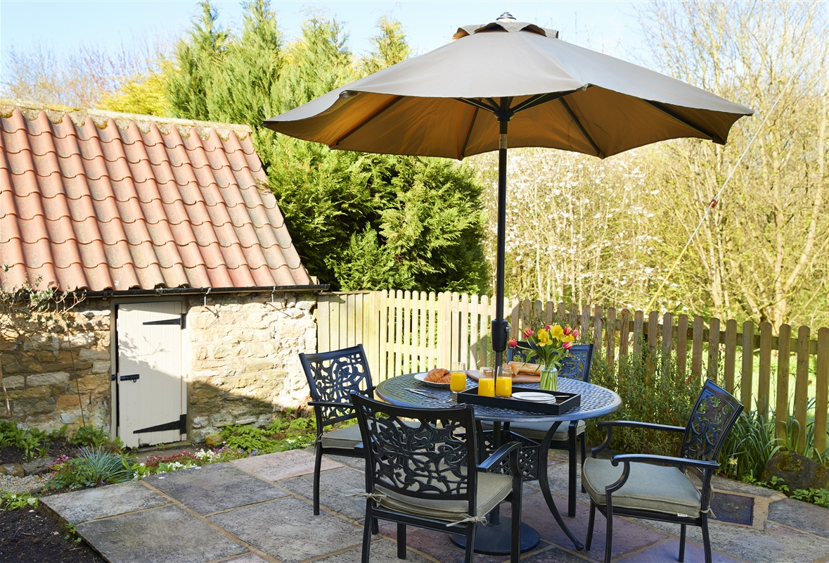 Lime Kiln Farmhouse – A Place Like No Other Within Current Filey Market Umbrellas (View 11 of 20)