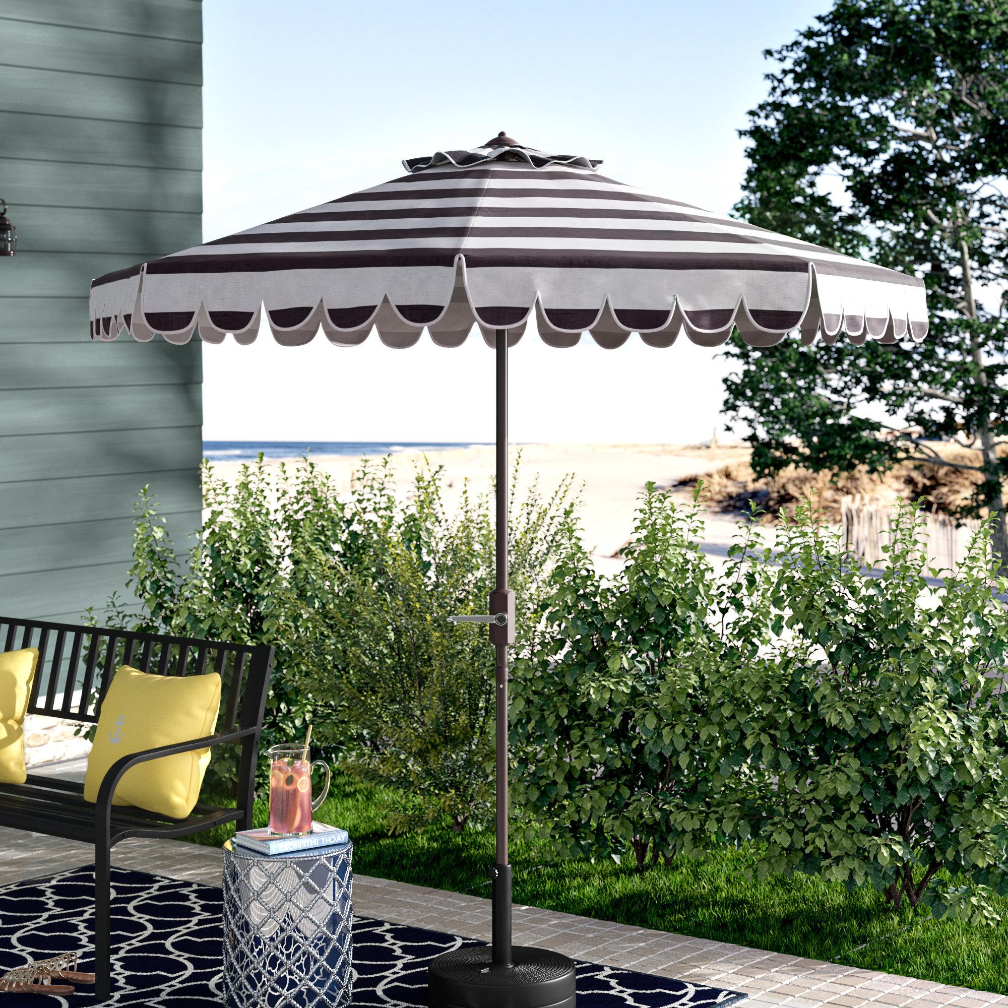 Lizarraga Market Umbrellas Inside Best And Newest Lambeth (View 10 of 20)