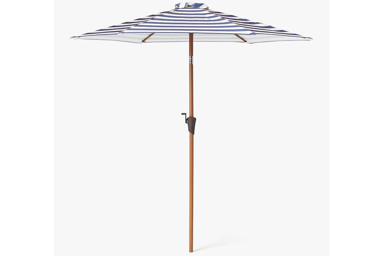 London Evening Standard Pertaining To Tottenham Patio Hanging Offset Cantilever Umbrellas (View 12 of 20)