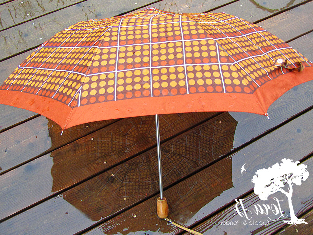Lora Market Umbrellas Intended For Latest Have A Vintage Umbrella Ready! – Lora B (View 9 of 20)