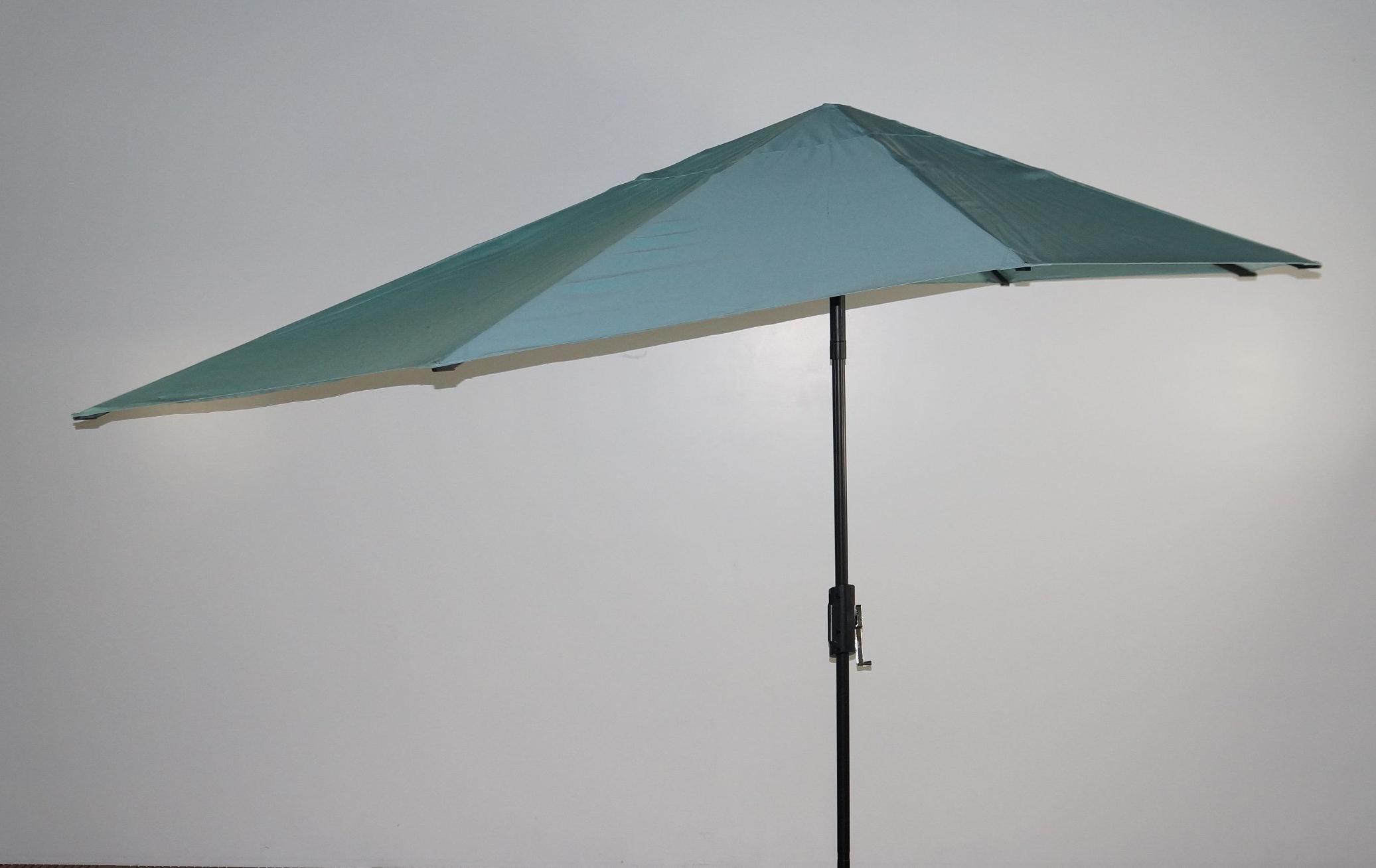 Madalyn Rectangular Market Sunbrella Umbrellas For Newest 16' Market Umbrella (View 5 of 20)