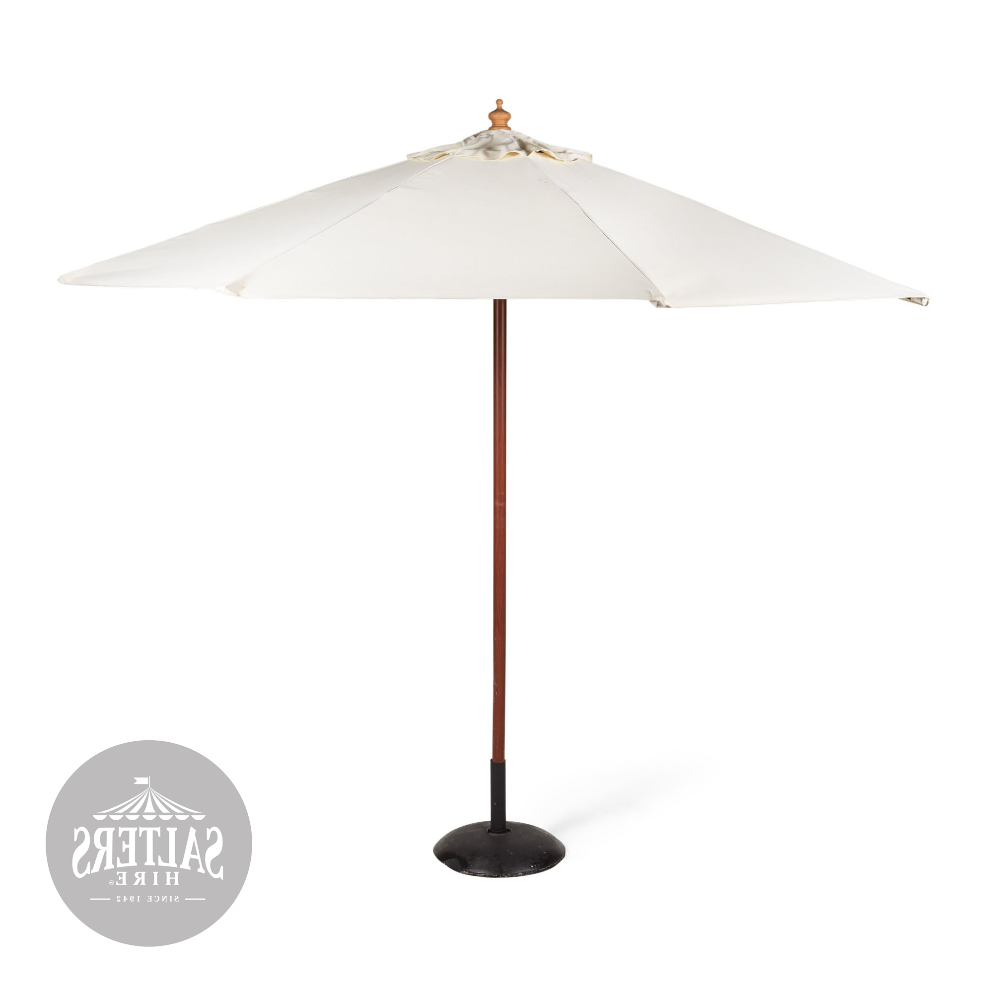 Market Umbrellas Pertaining To Preferred Market Umbrella – 3M No Stand (Gallery 5 of 20)