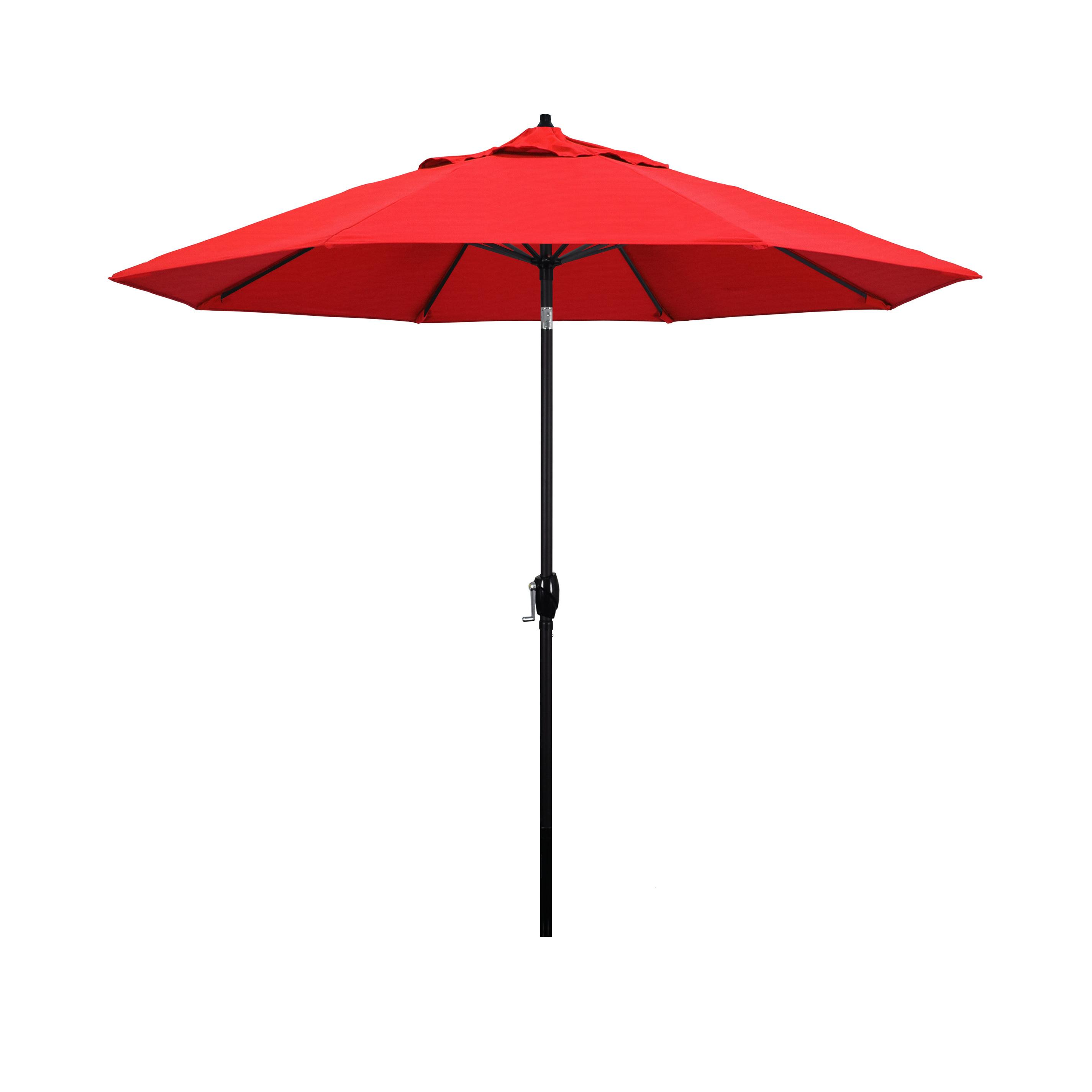 Most Current 9' Market Sunbrella Umbrella Regarding Caravelle Market Sunbrella Umbrellas (Gallery 9 of 20)