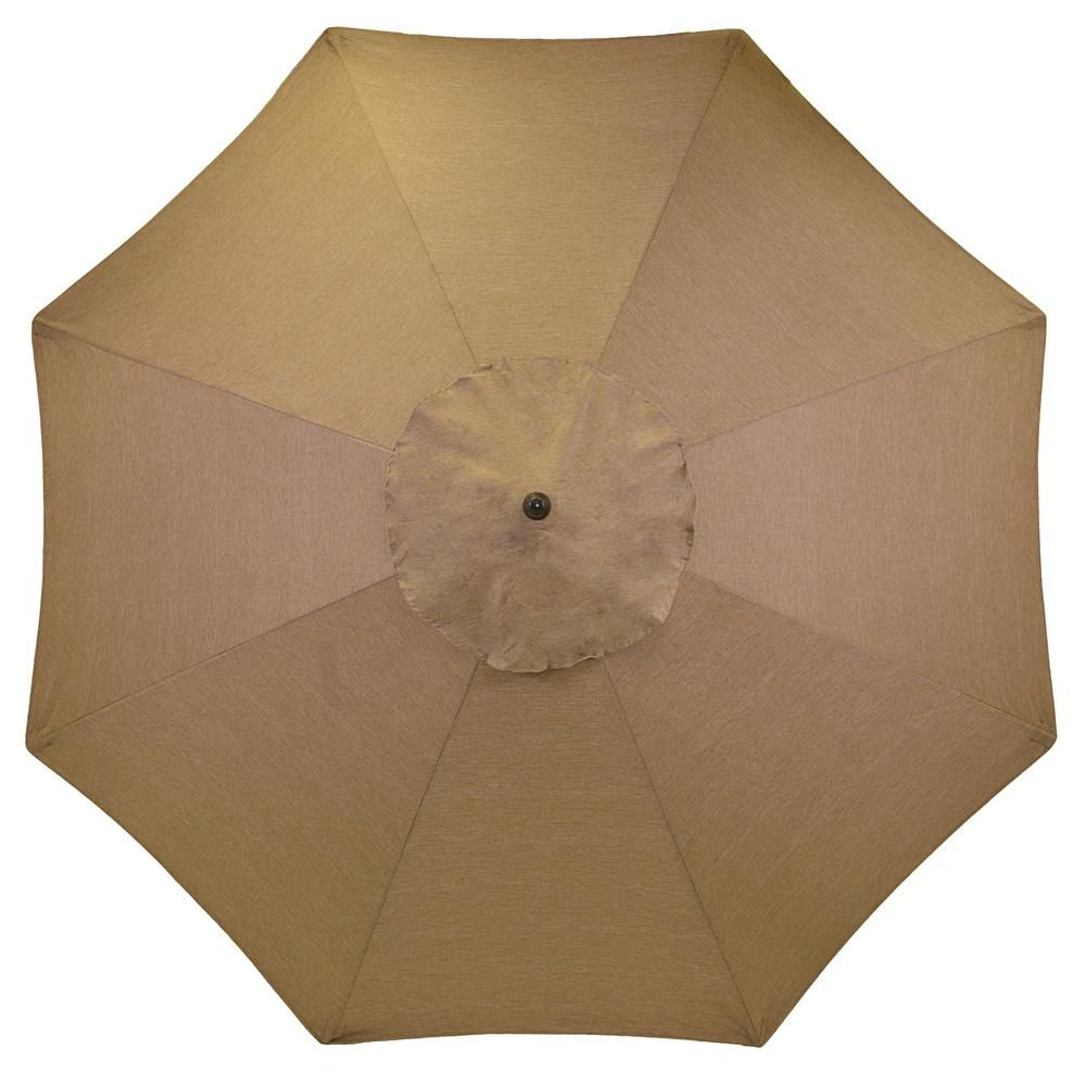 Most Current Docia Market Umbrellas Throughout Plantation Patterns 11 Ft (View 16 of 20)