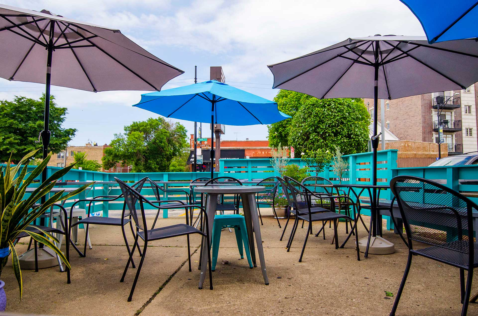 Most Current Isom Market Umbrellas Within Hours + Location – Smack Dab Chicago (Gallery 20 of 20)
