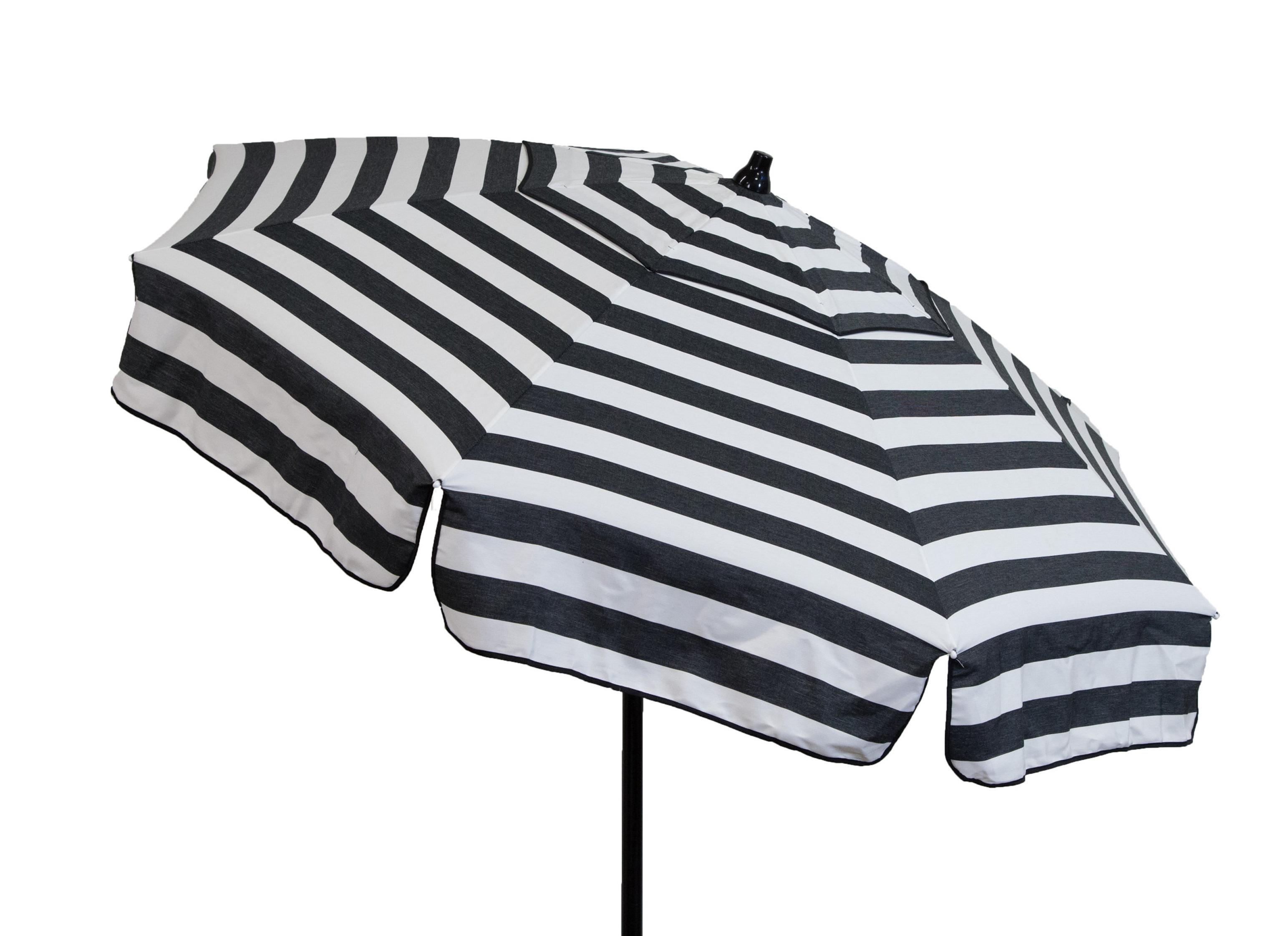 Most Current Italian 6' Drape Umbrella Inside Italian Drape Umbrellas (Gallery 7 of 20)