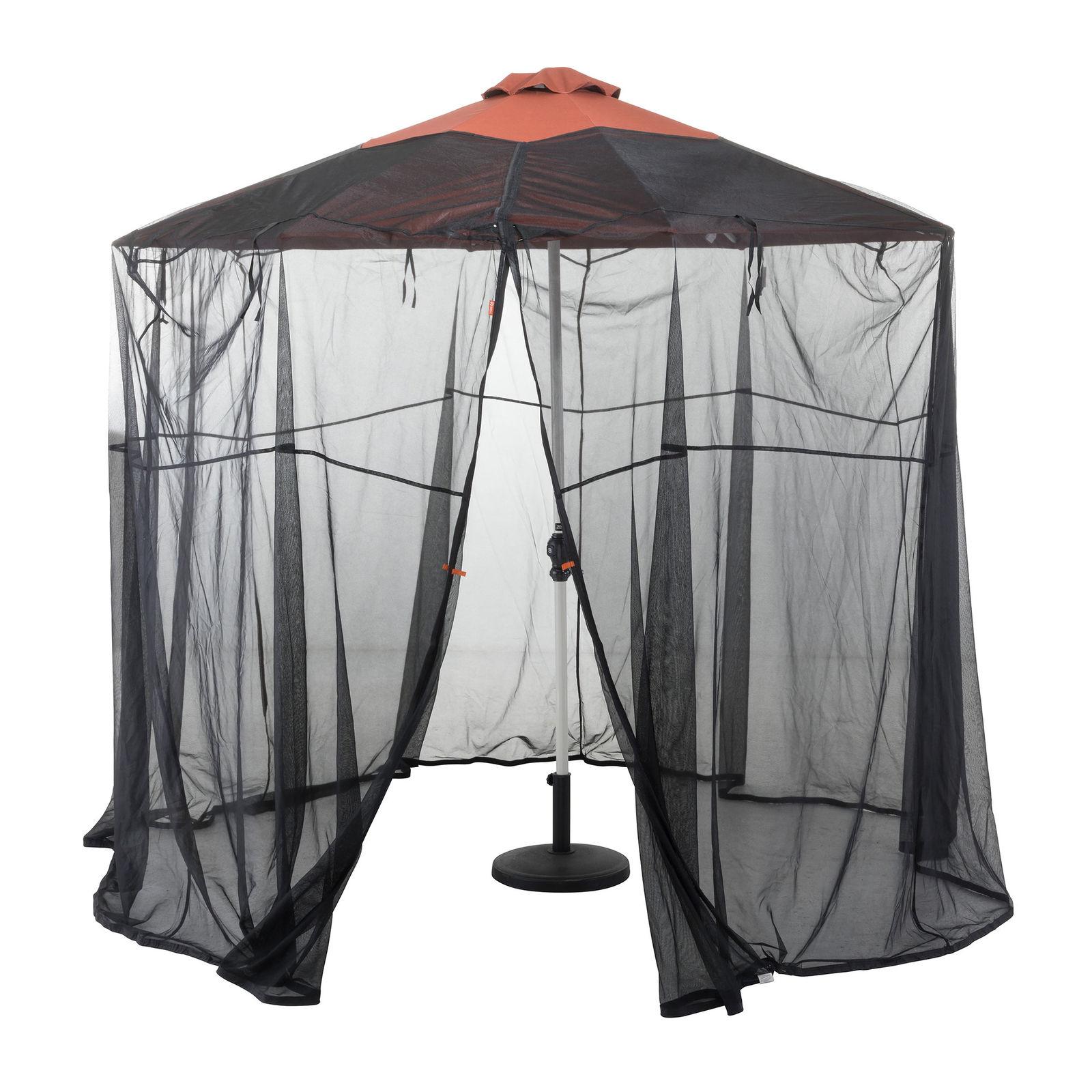 Most Current Lonoke Patio Rectangular Market Umbrellas Pertaining To Freeport Park Hedon Patio Umbrella Net (View 16 of 20)