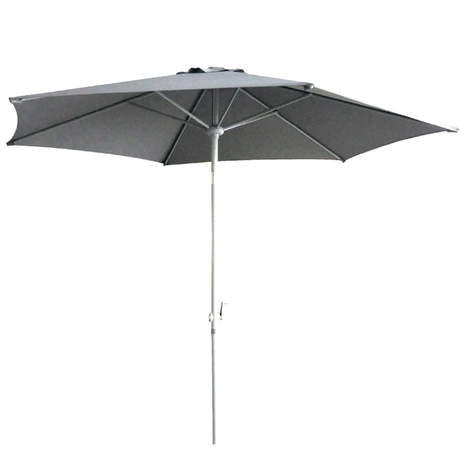 Most Popular Cannock Market Umbrellas With Regard To 2.7 Metre Parasol (Gallery 11 of 20)