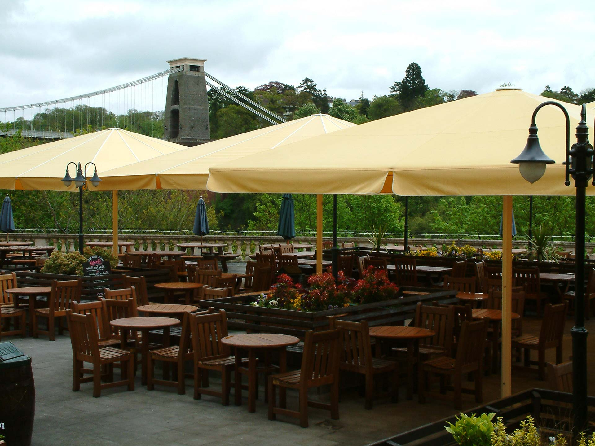 Most Popular Folkeste Market Umbrellas Throughout Commercial Giant Parasols (View 15 of 20)