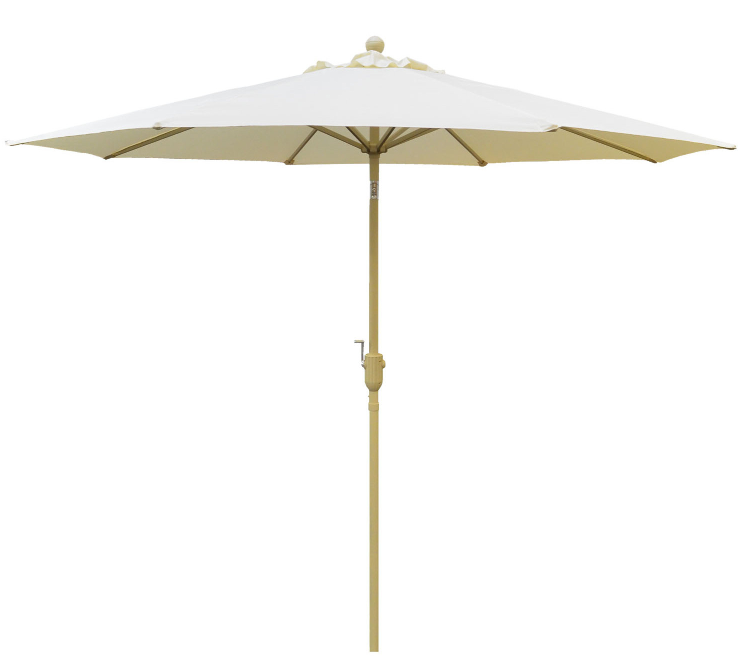 Most Popular Julian Market Umbrellas Intended For Wofford 9' Market Umbrella (View 13 of 20)