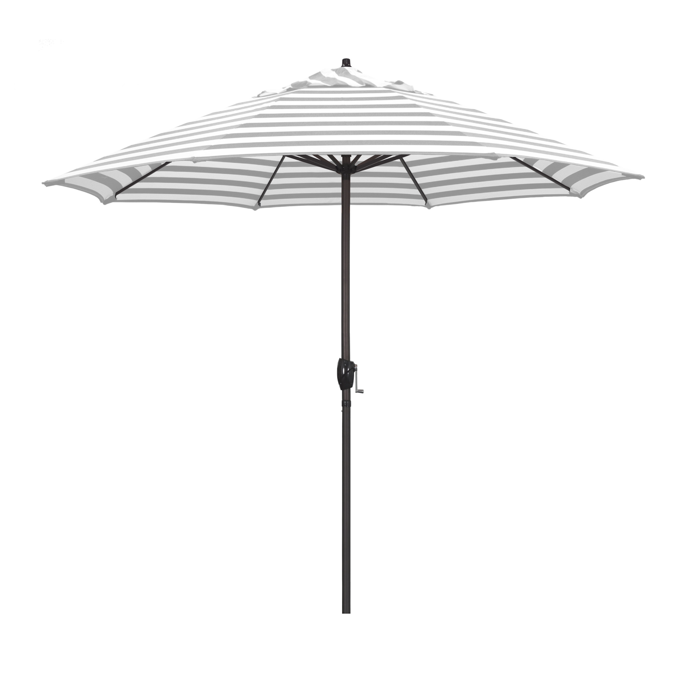 Most Popular Mucci Madilyn Market Sunbrella Umbrellas Throughout Cardine 9' Market Umbrella (View 4 of 20)