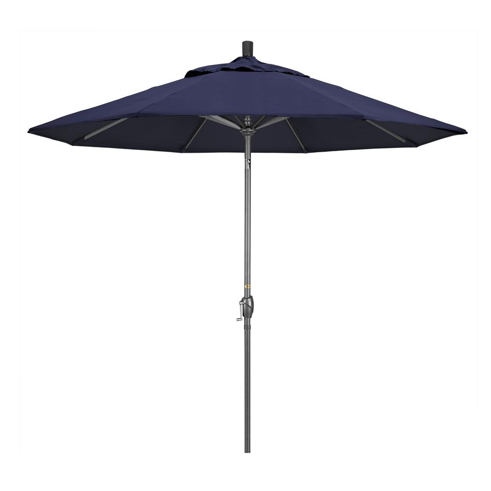 Most Popular Navy Sunbrella Umbrella – Budapestsightseeing For Ceylon Cantilever Sunbrella Umbrellas (View 17 of 20)