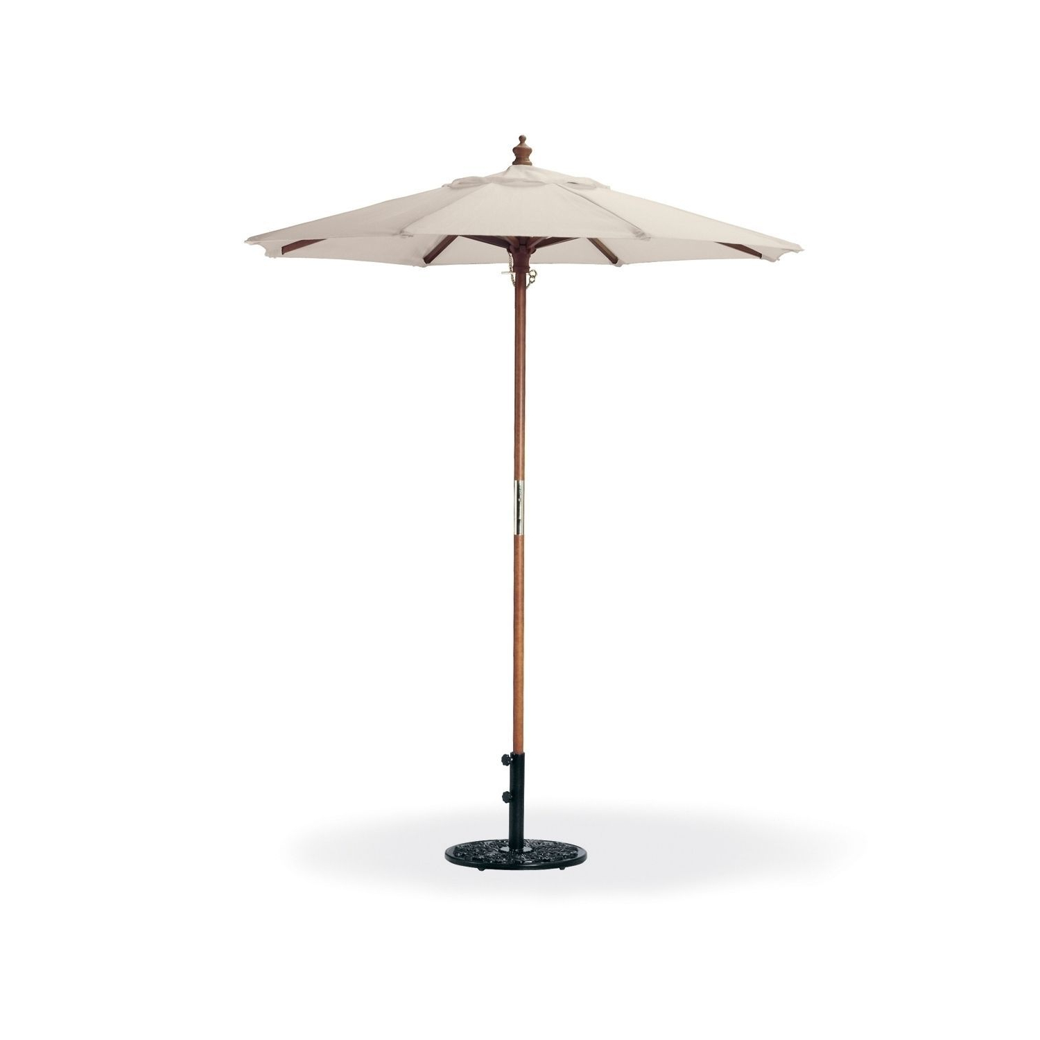 Most Popular Oxford Garden Octagon 6 Foot Canvas Market Umbrella (Tropical In Tropical Patio Umbrellas (View 9 of 20)