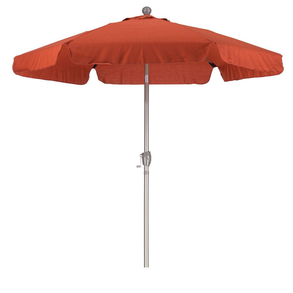 Most Popular Sol 72 Outdoor Capresa 7.5' Market Umbrella In Capresa Market Umbrellas (Gallery 2 of 20)