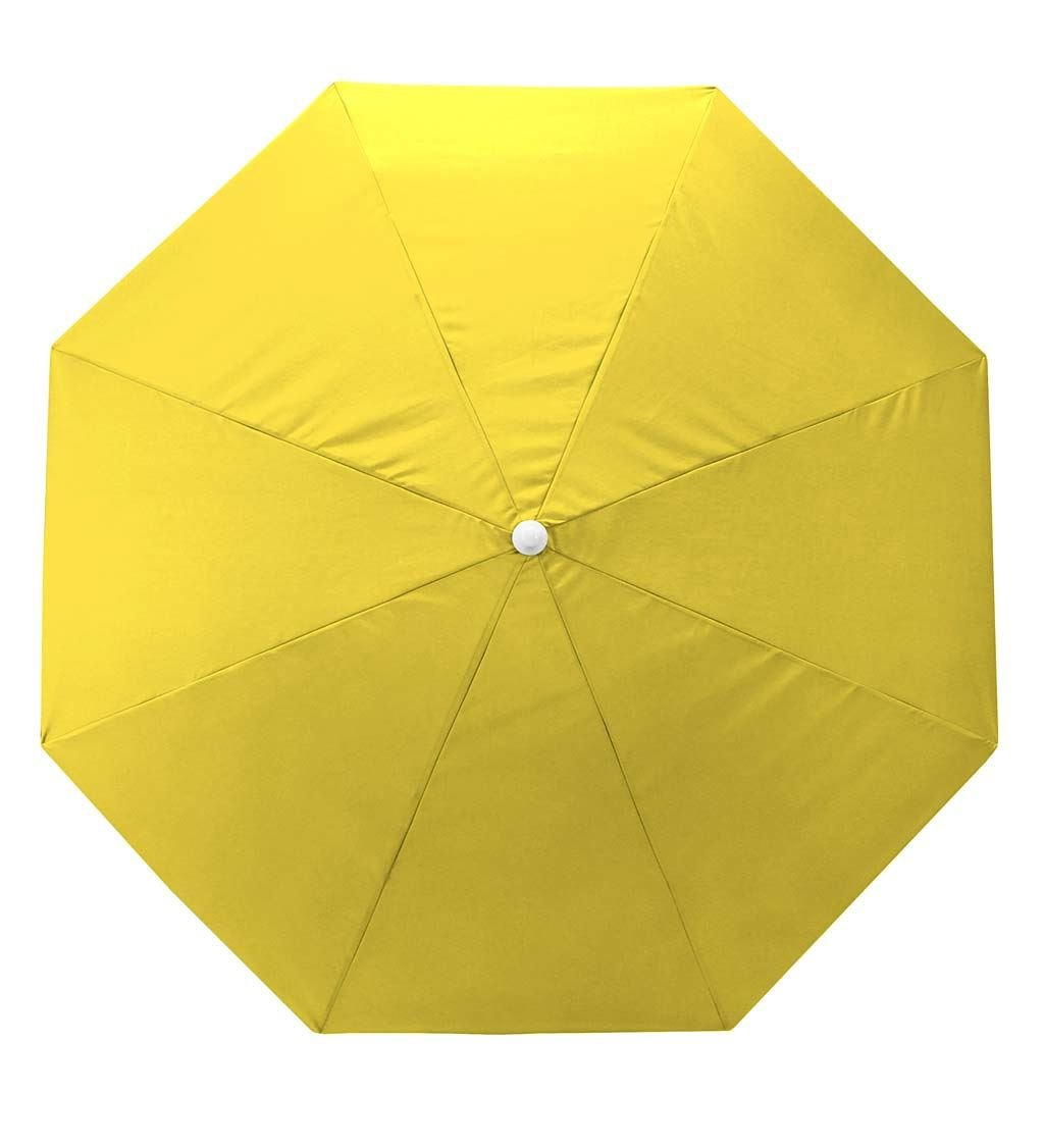 Most Recent Branam Lighted Umbrellas For Classic Patio 7' Market Umbrella (View 12 of 20)