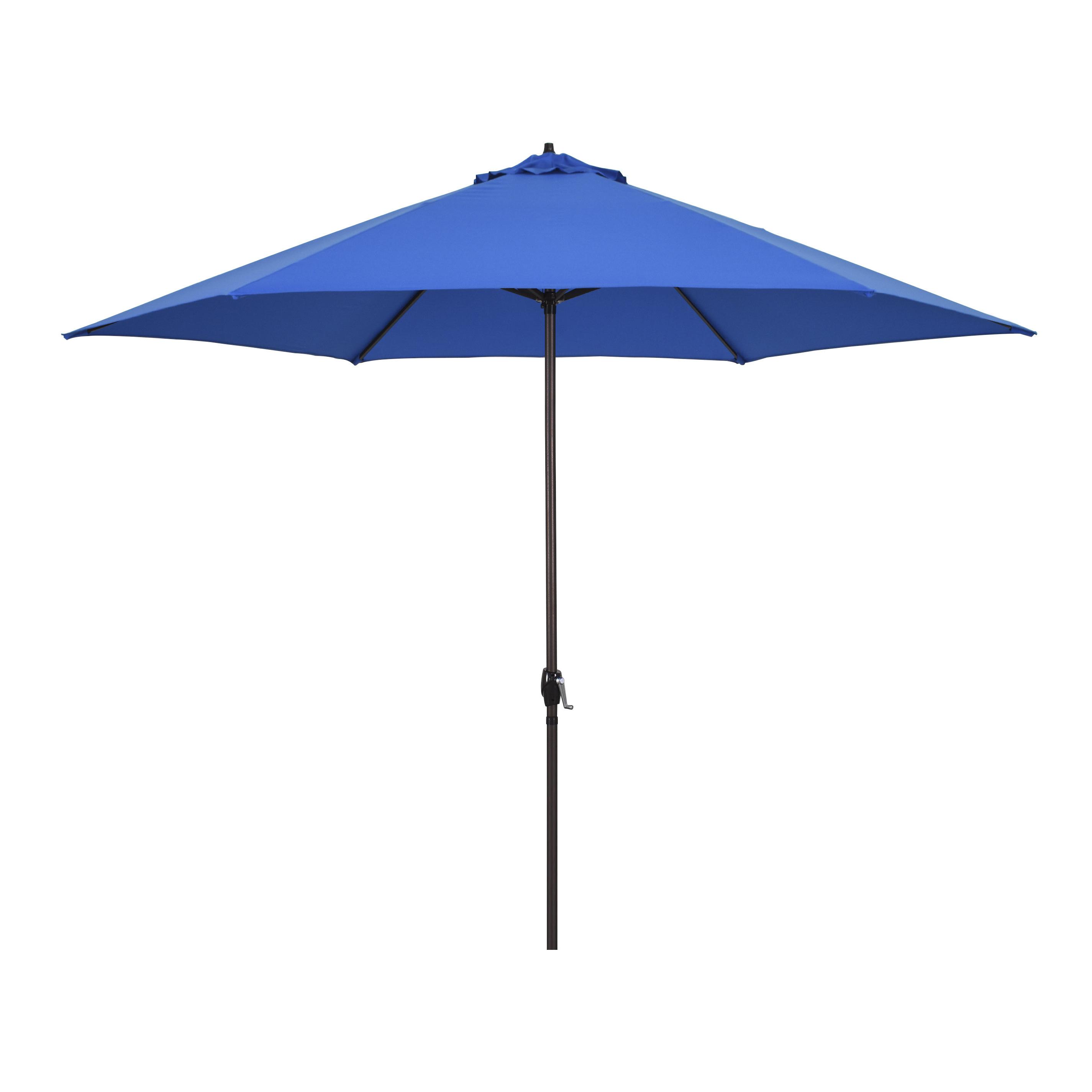 Most Recent Mucci Madilyn Market Sunbrella Umbrellas Intended For Mcdougal 11' Market Umbrella (Gallery 11 of 20)