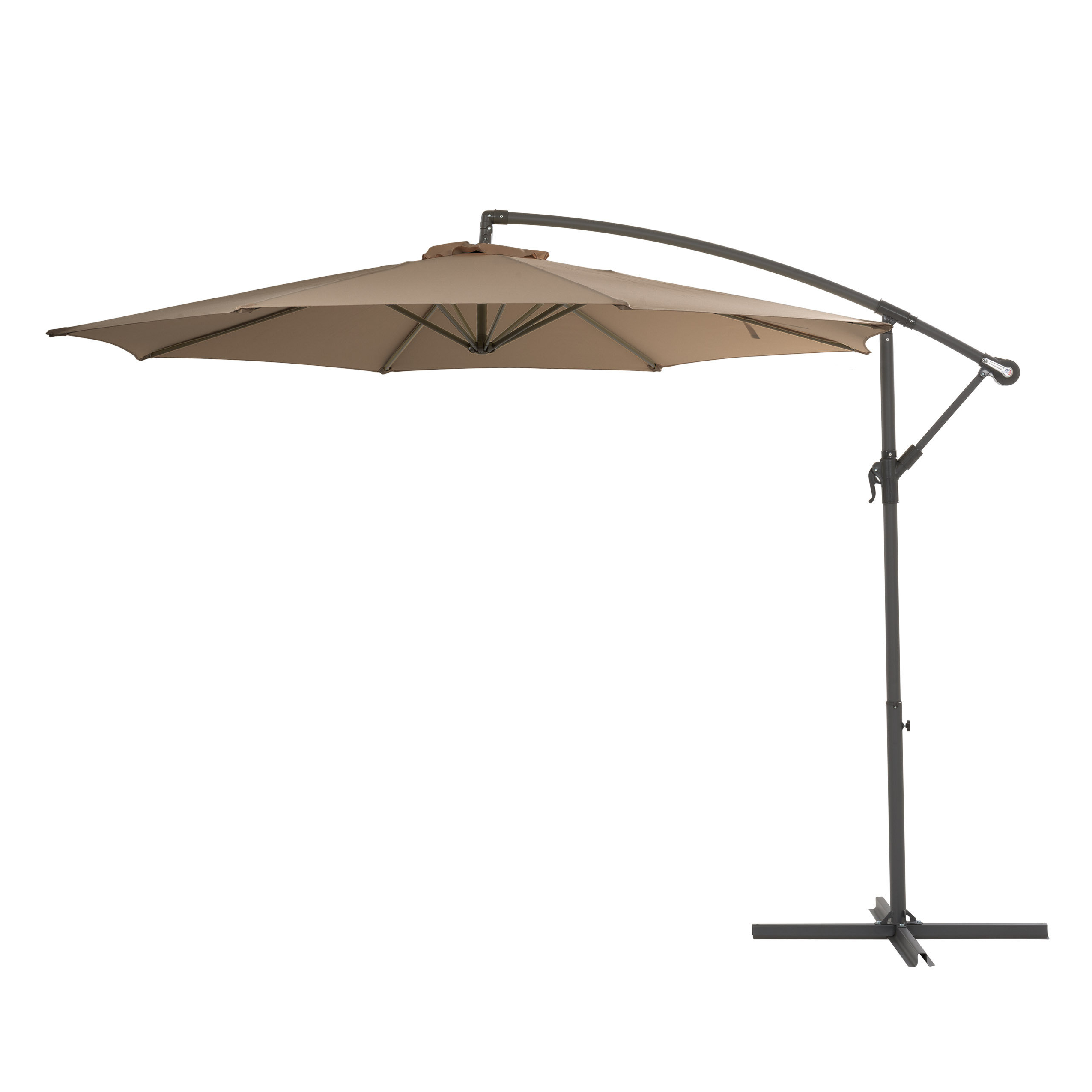 Most Recently Released Anna Cantilever Umbrellas Pertaining To Freda  (View 12 of 20)