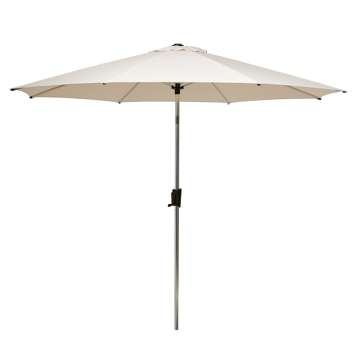 Most Recently Released Coolaroo Cantilever Umbrellas Intended For Eucalypt 3M Round Market Umbrella (View 15 of 20)