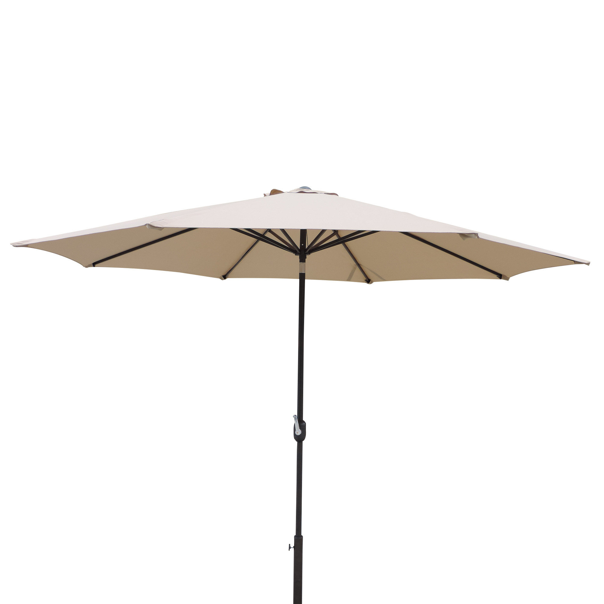Most Recently Released Featherste Market Umbrellas Intended For Cannock 11' Market Umbrella (View 13 of 20)